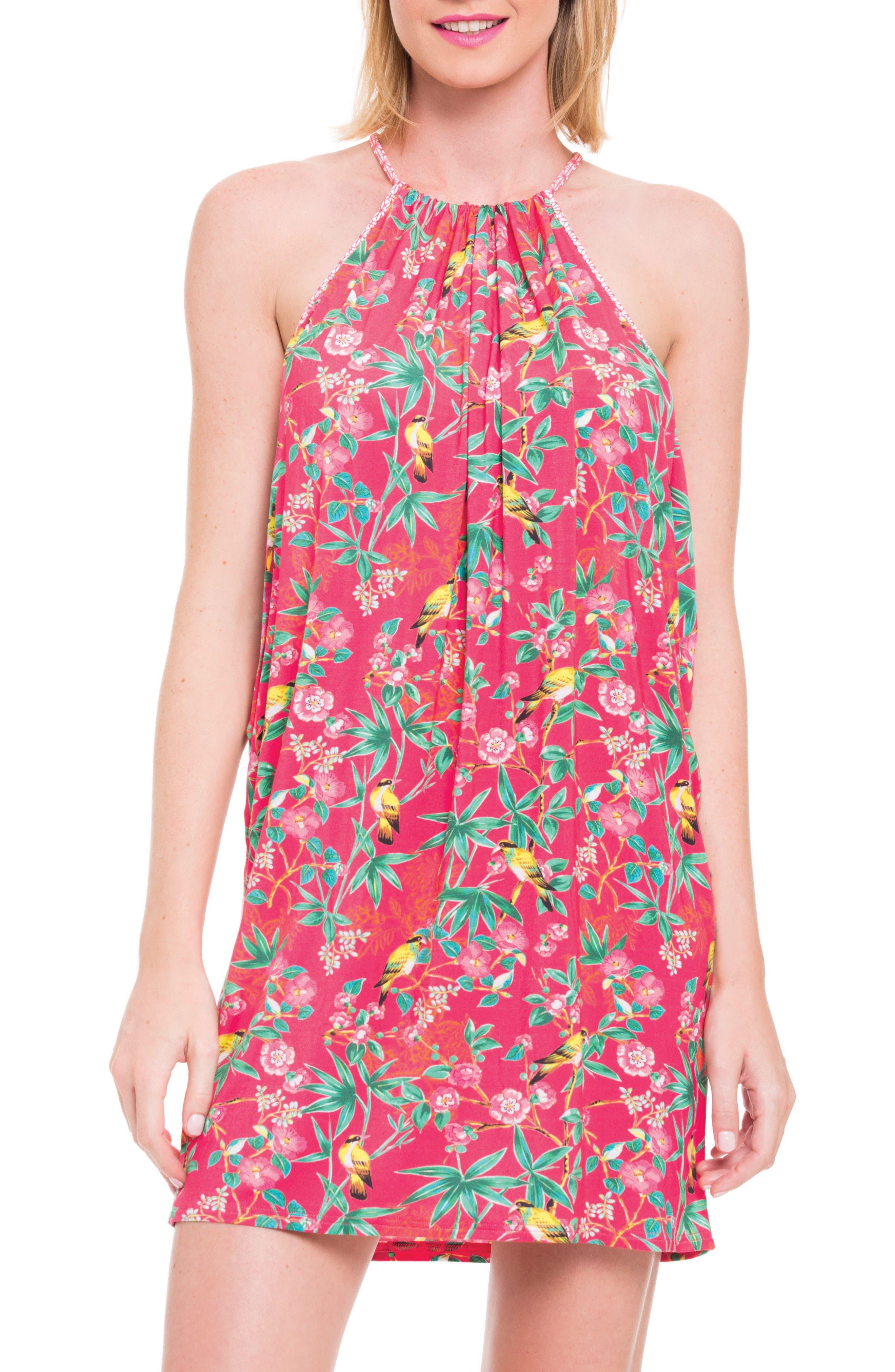 Blush by Profile Japanika Cover-Up Dress