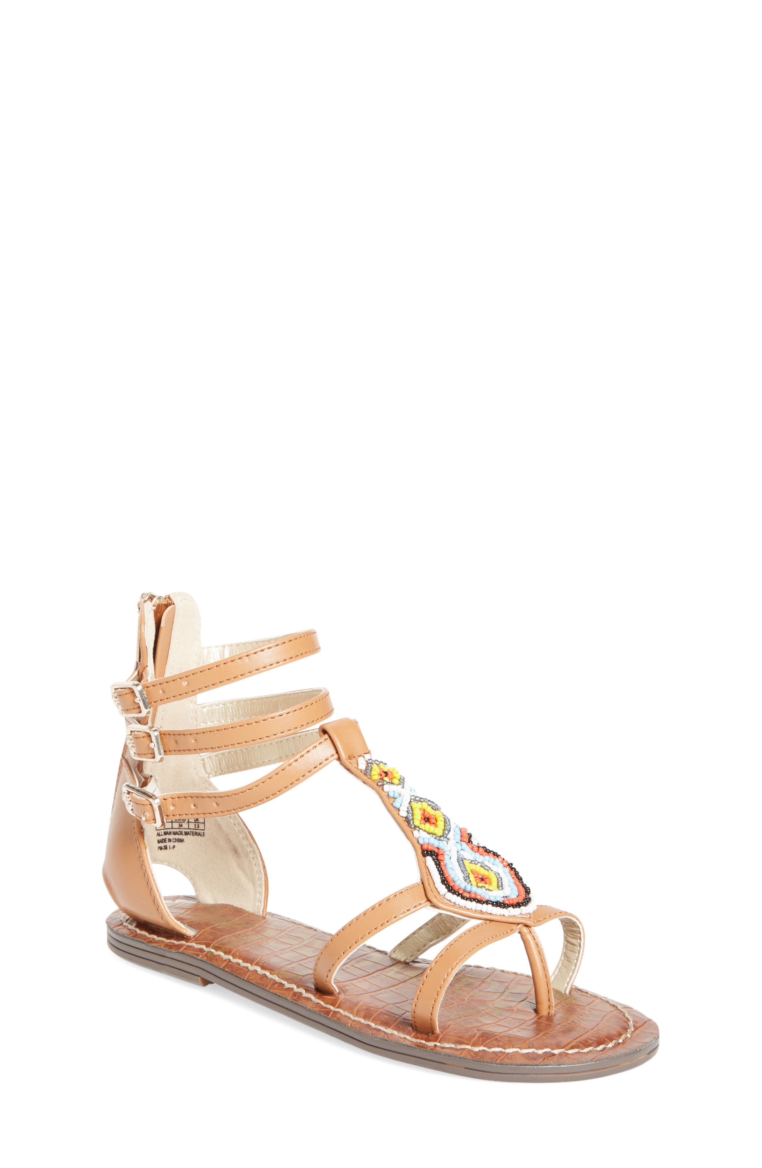 Sam Edelman Gigi Giselle Sandal (Toddler, Little Kid & Big Kid)