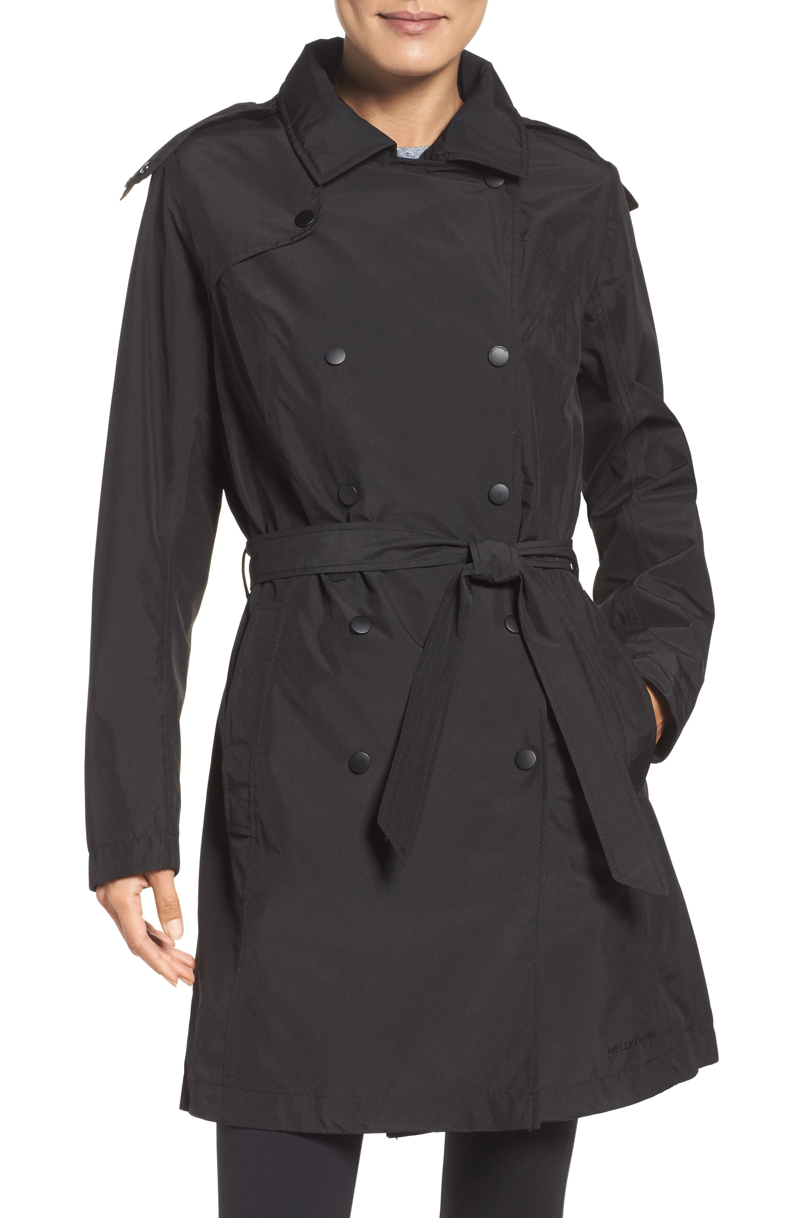 Helly Hansen Wellington Waterproof Trench Coat