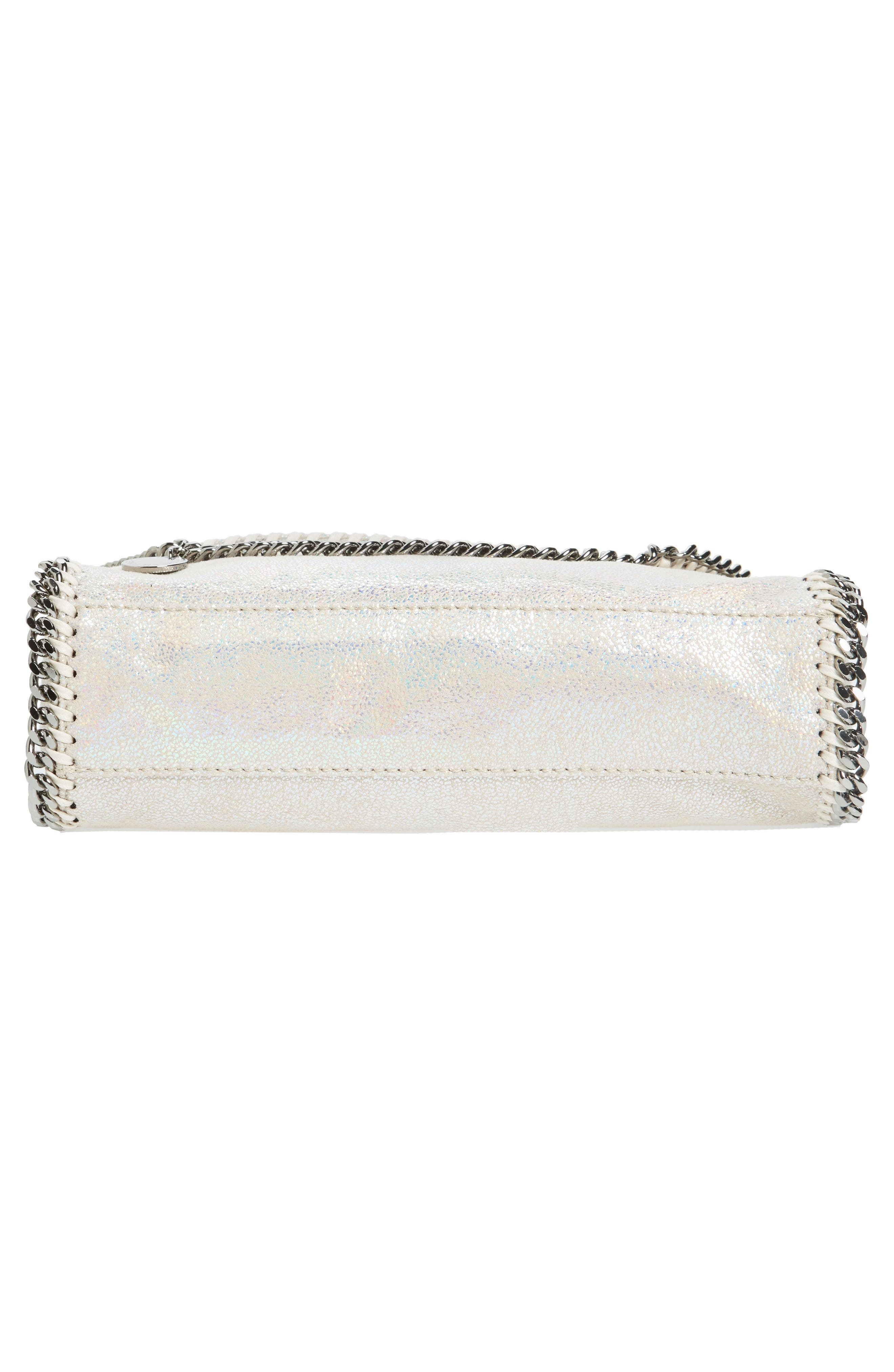 Alternate Image 4  - Stella McCartney Falabella Shaggy Deer Faux Leather Crossbody Bag