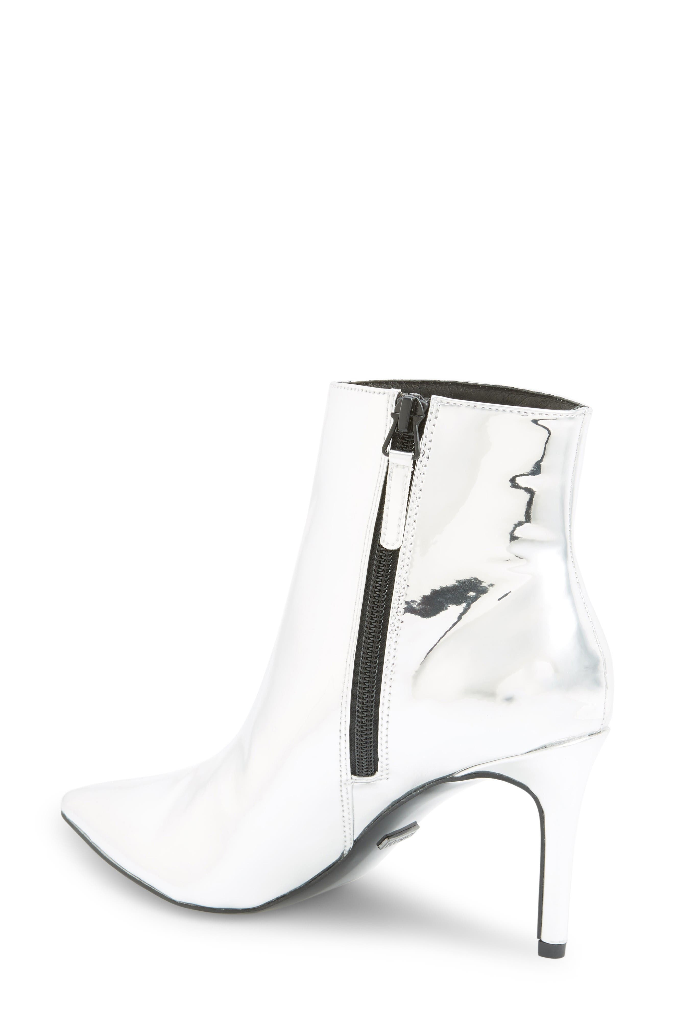 Alternate Image 2  - Topshop Mimosa Pointy Toe Bootie (Women)