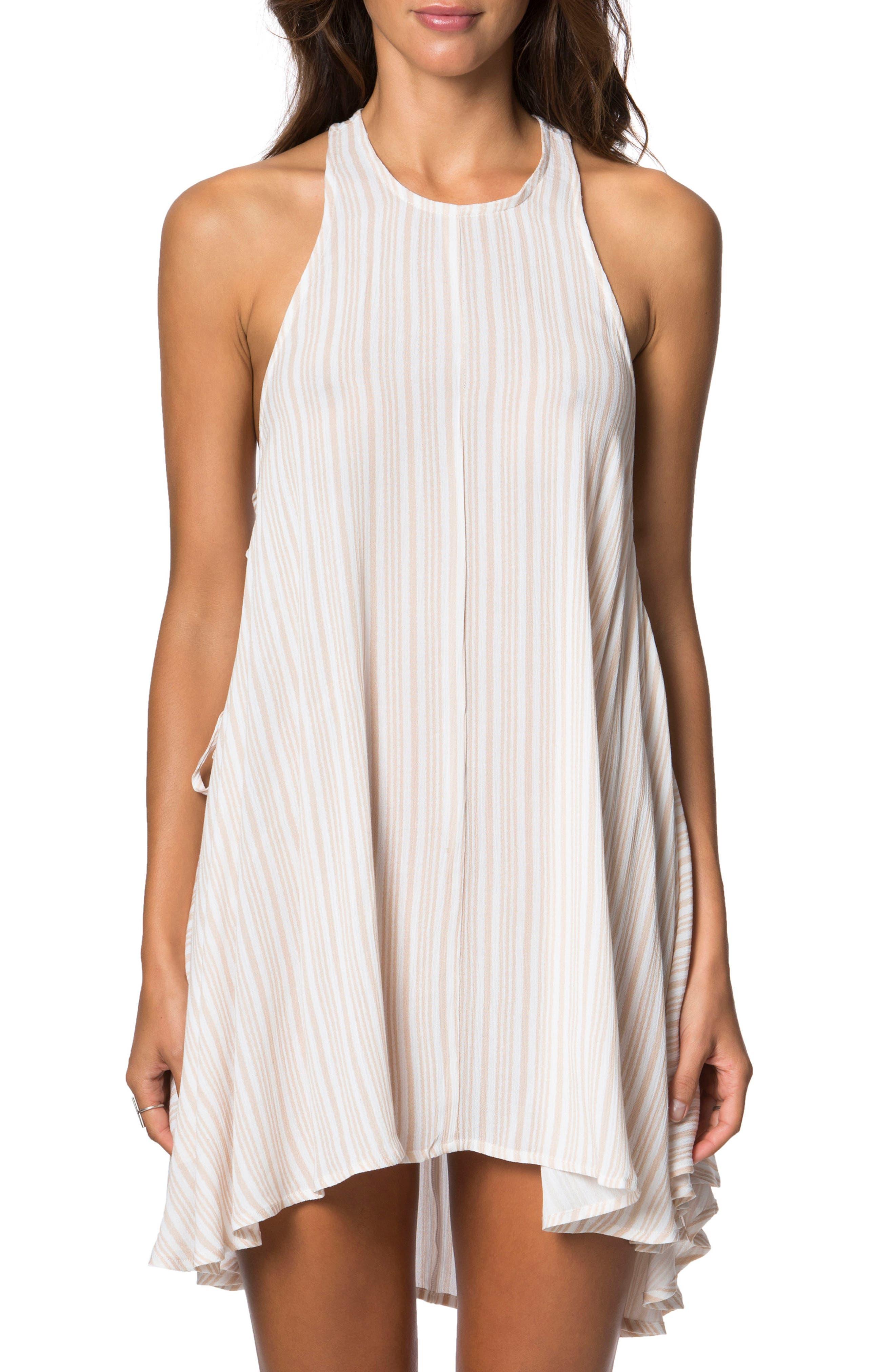 O'Neill Tilly Stripe Swing Dress