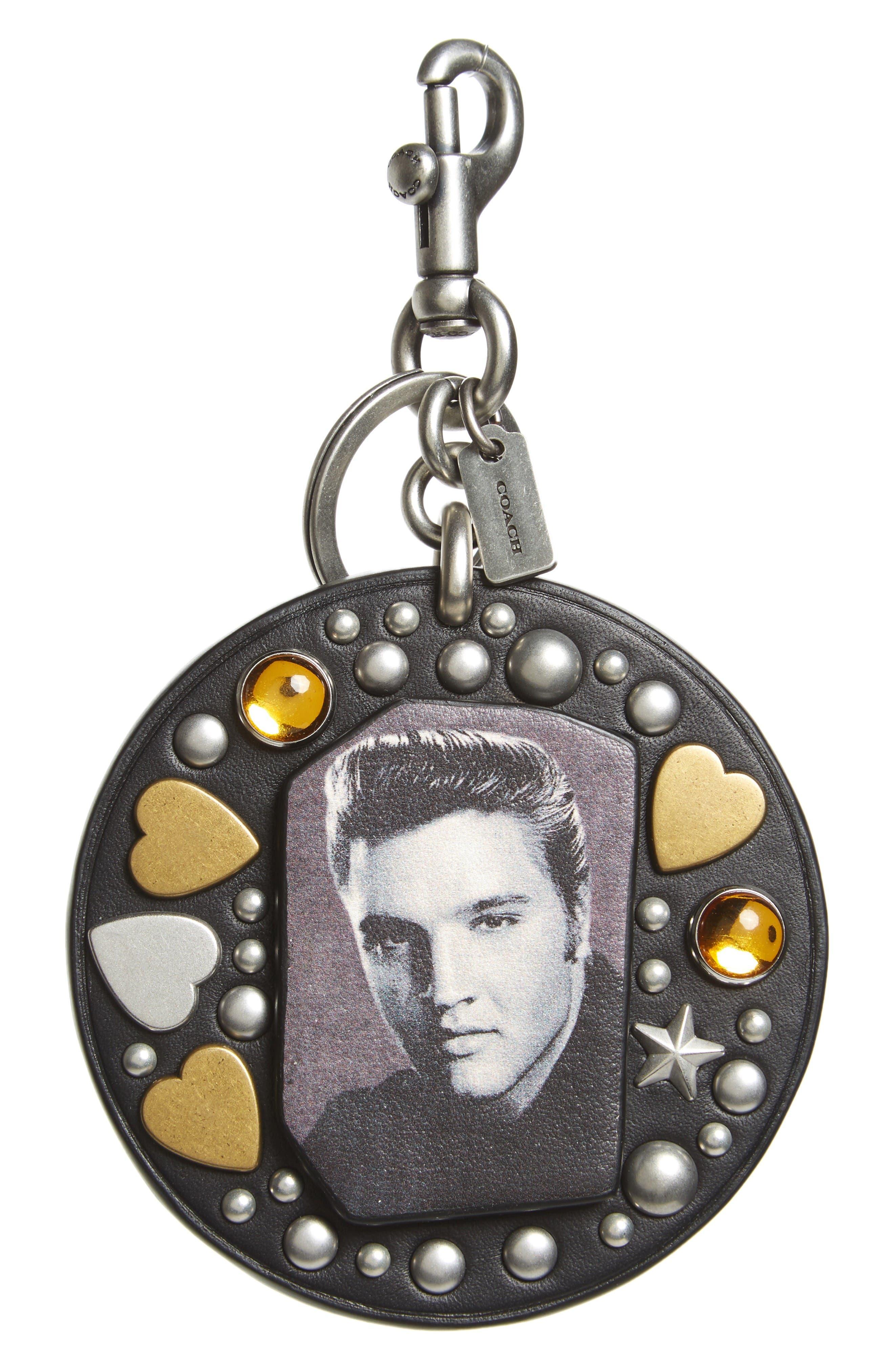 COACH 1941 Studded Elvis Bag Charm