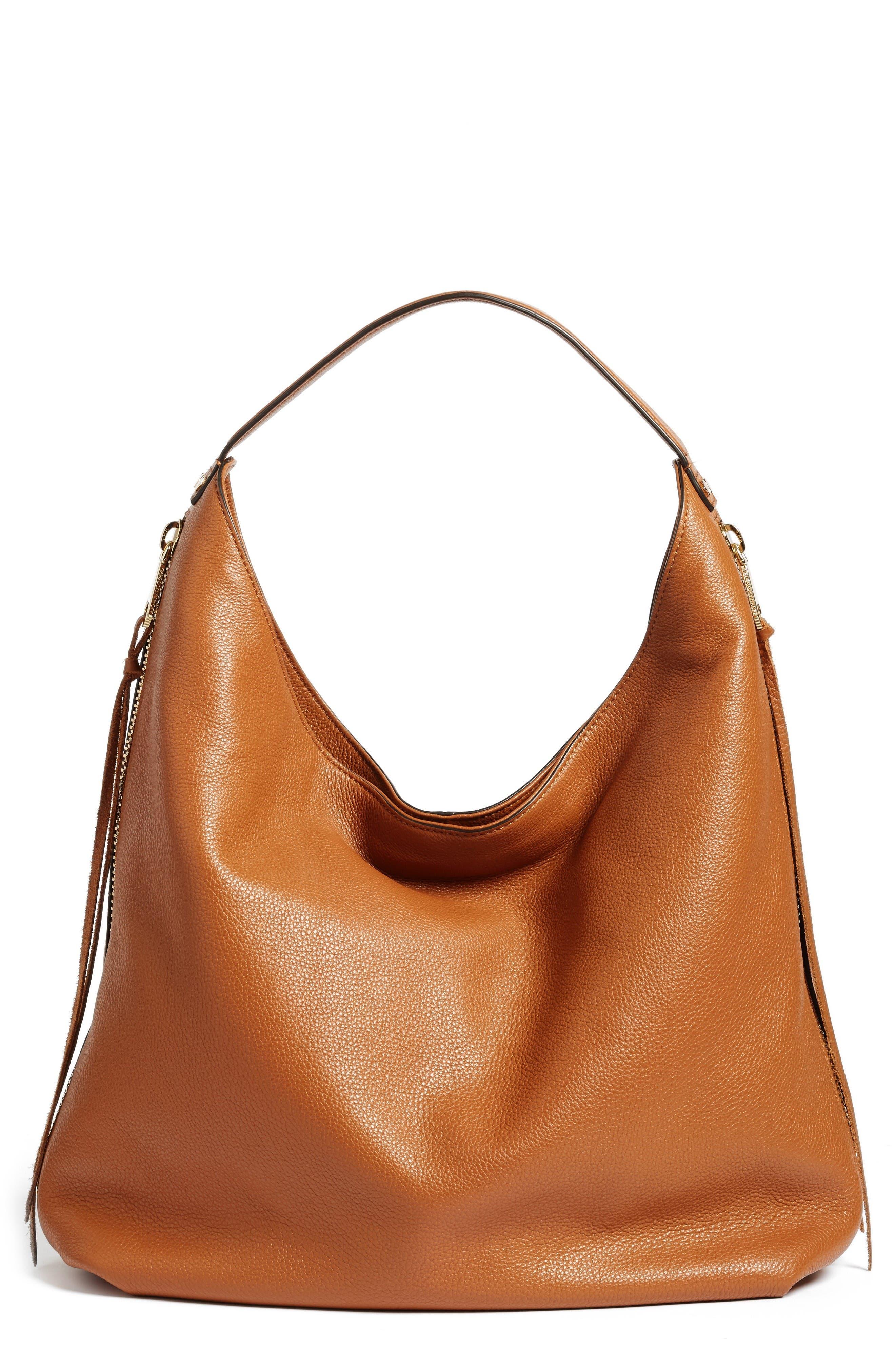 Rebecca Minkoff Medium Bryn Leather Hobo