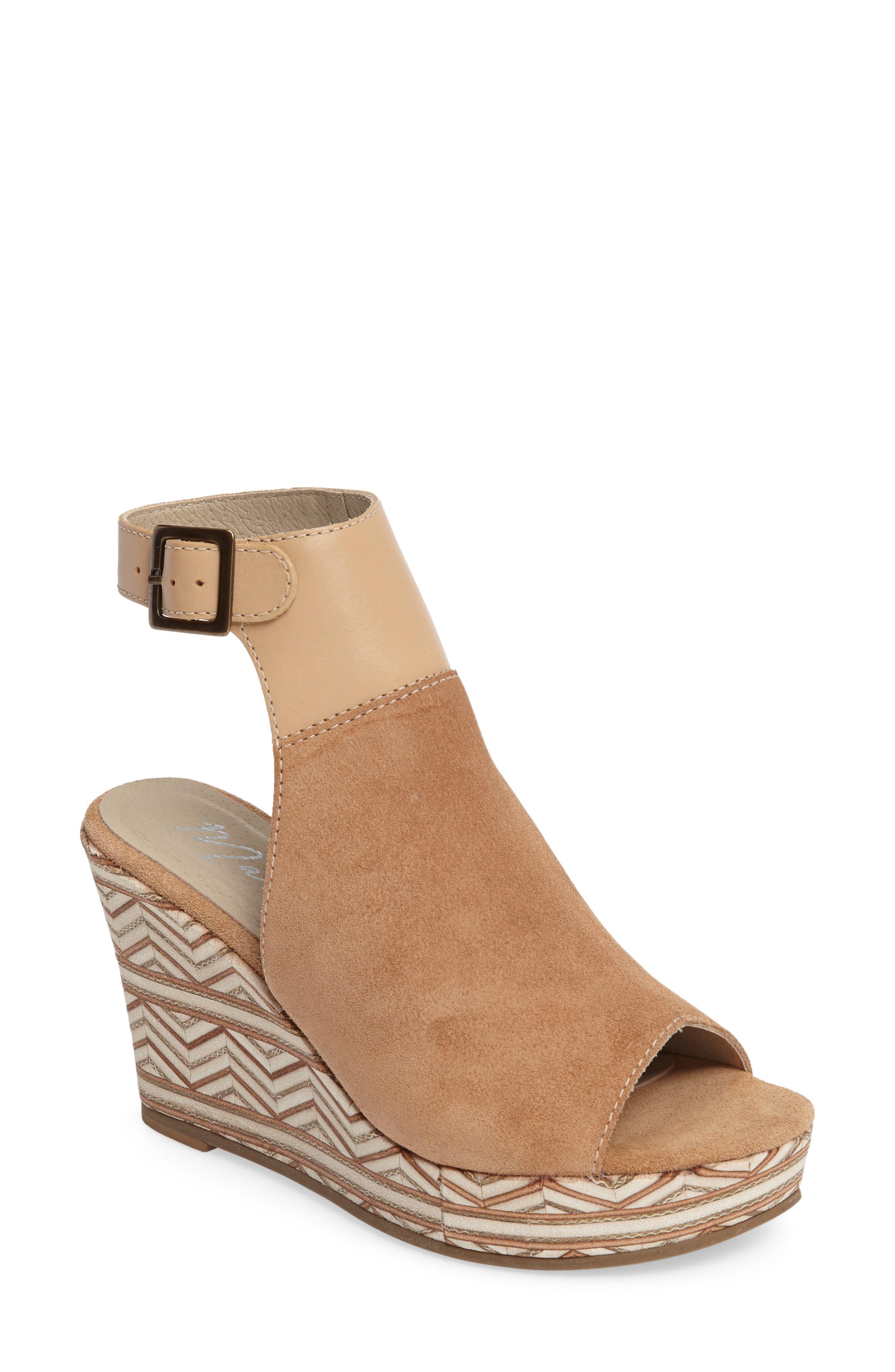Matisse Harlequin Wedge Sandal (Women)