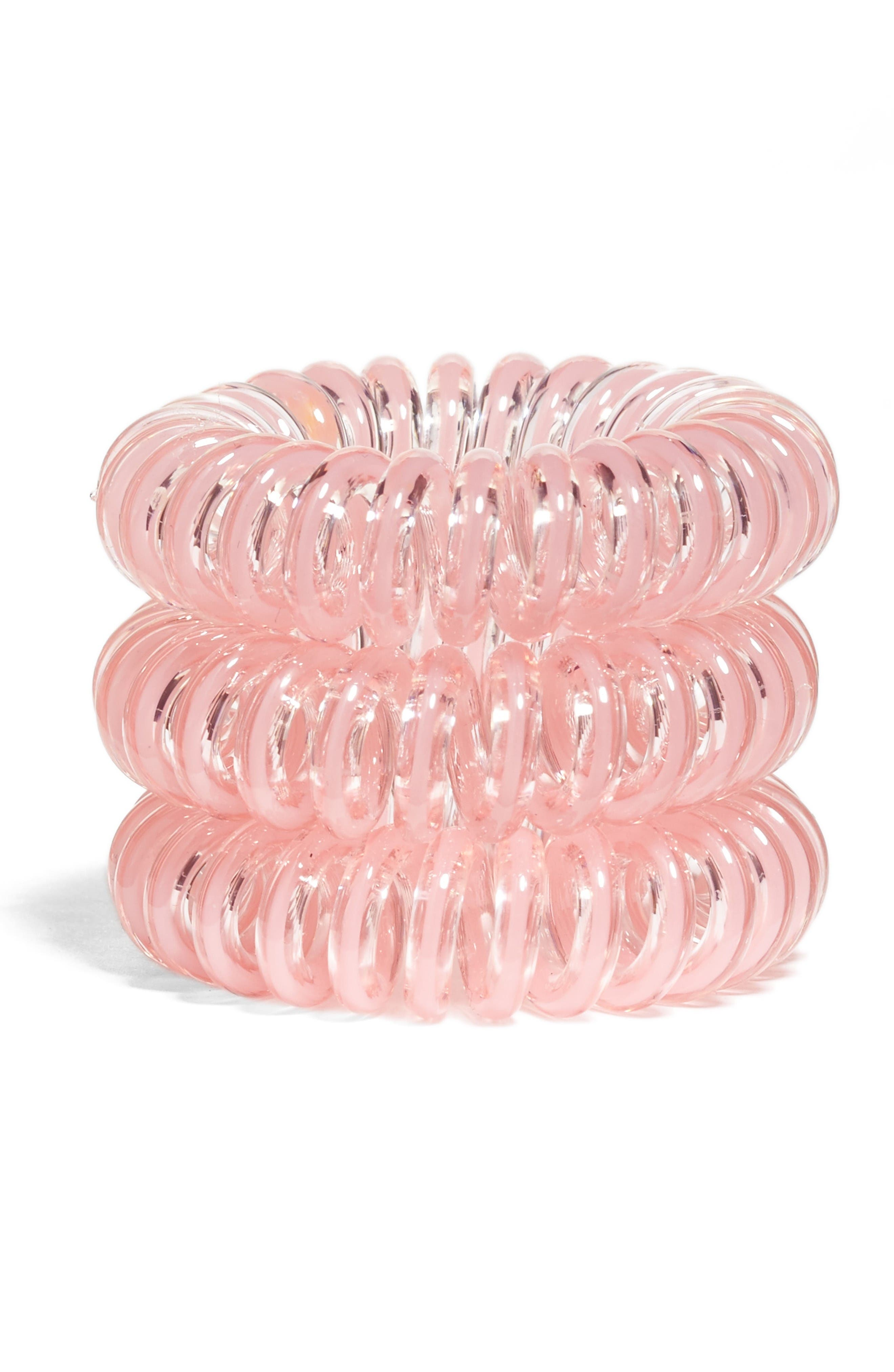 Alternate Image 1 Selected - Invisibobble 3-Pack Hair Ties