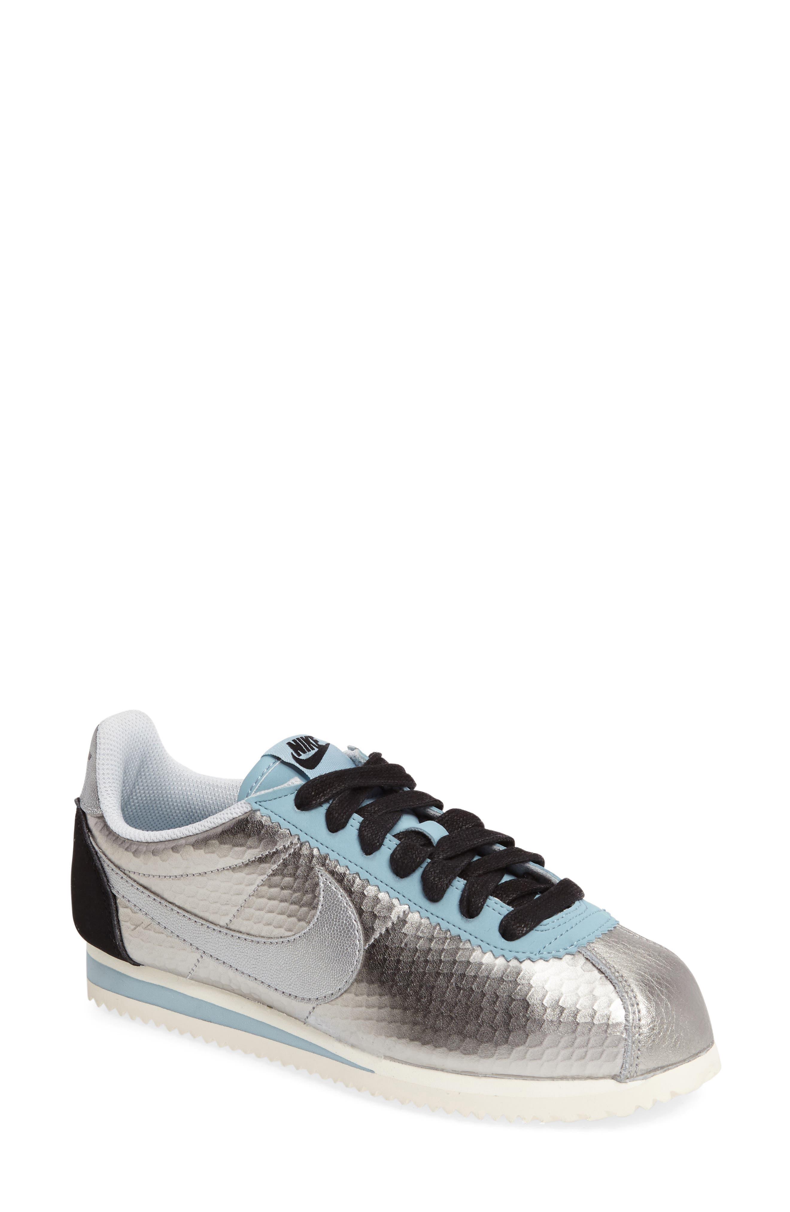 Main Image - Nike Classic Cortez Sneaker (Women)