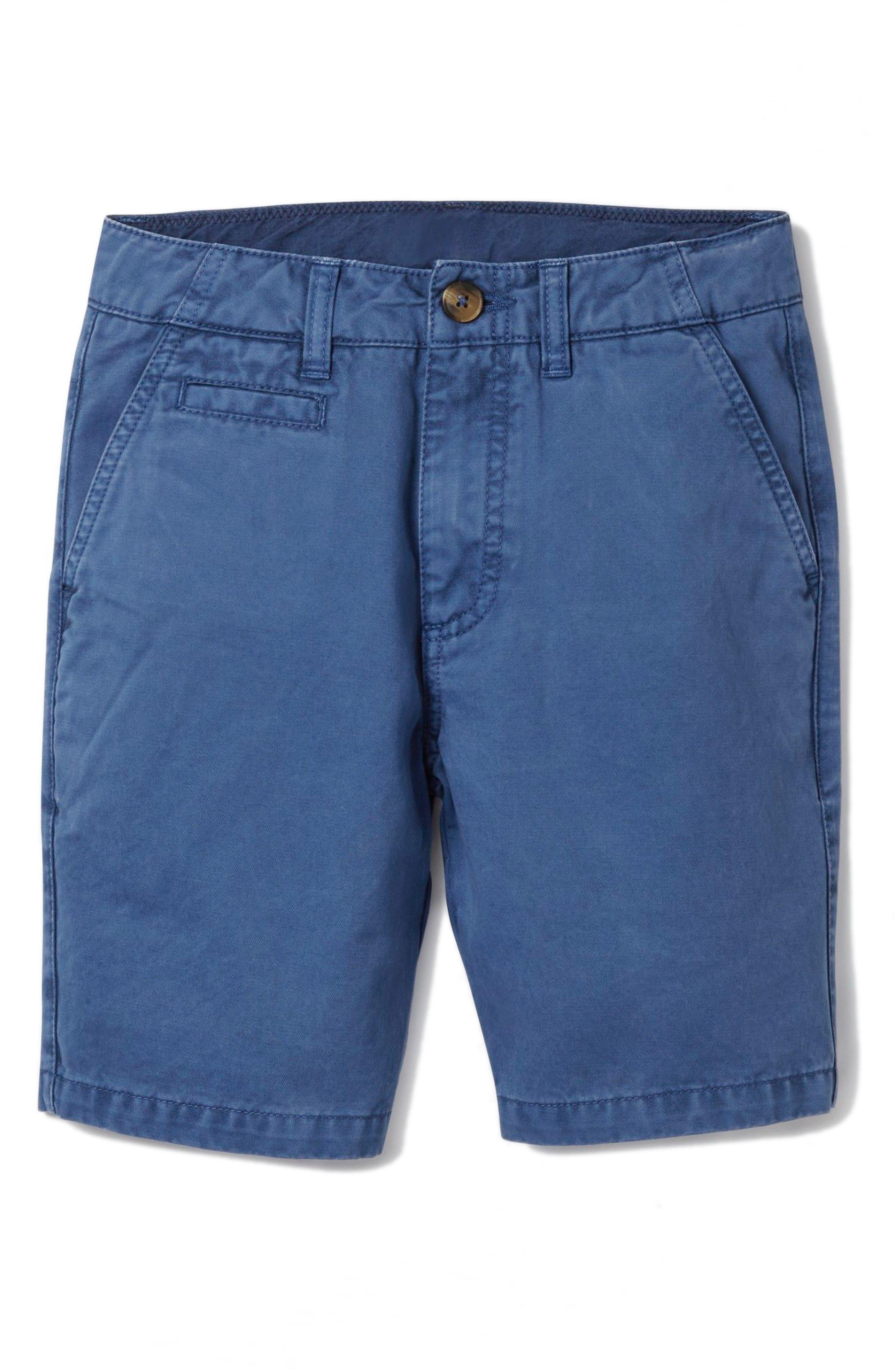 Mini Boden Chino Shorts (Toddler Boys, Little Boys & Big Boys)