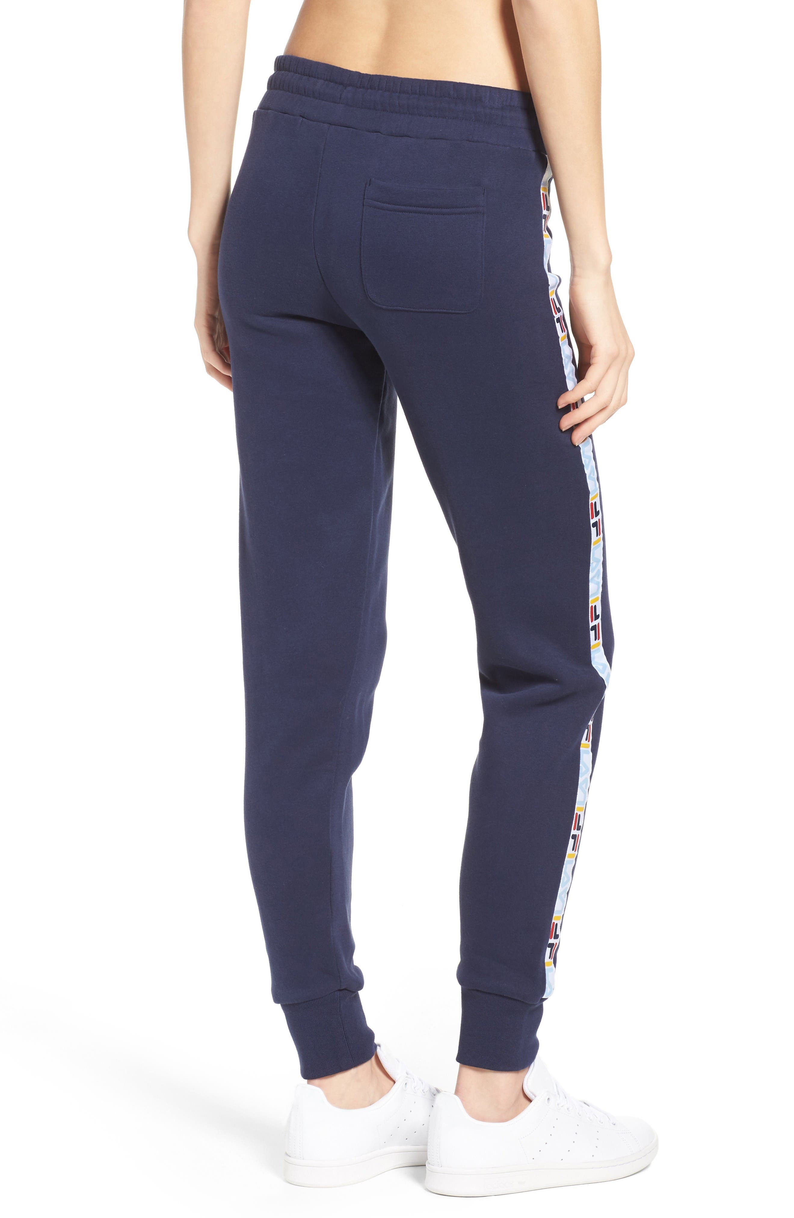 Alternate Image 2  - FILA Dee Fleece Jogger Pants