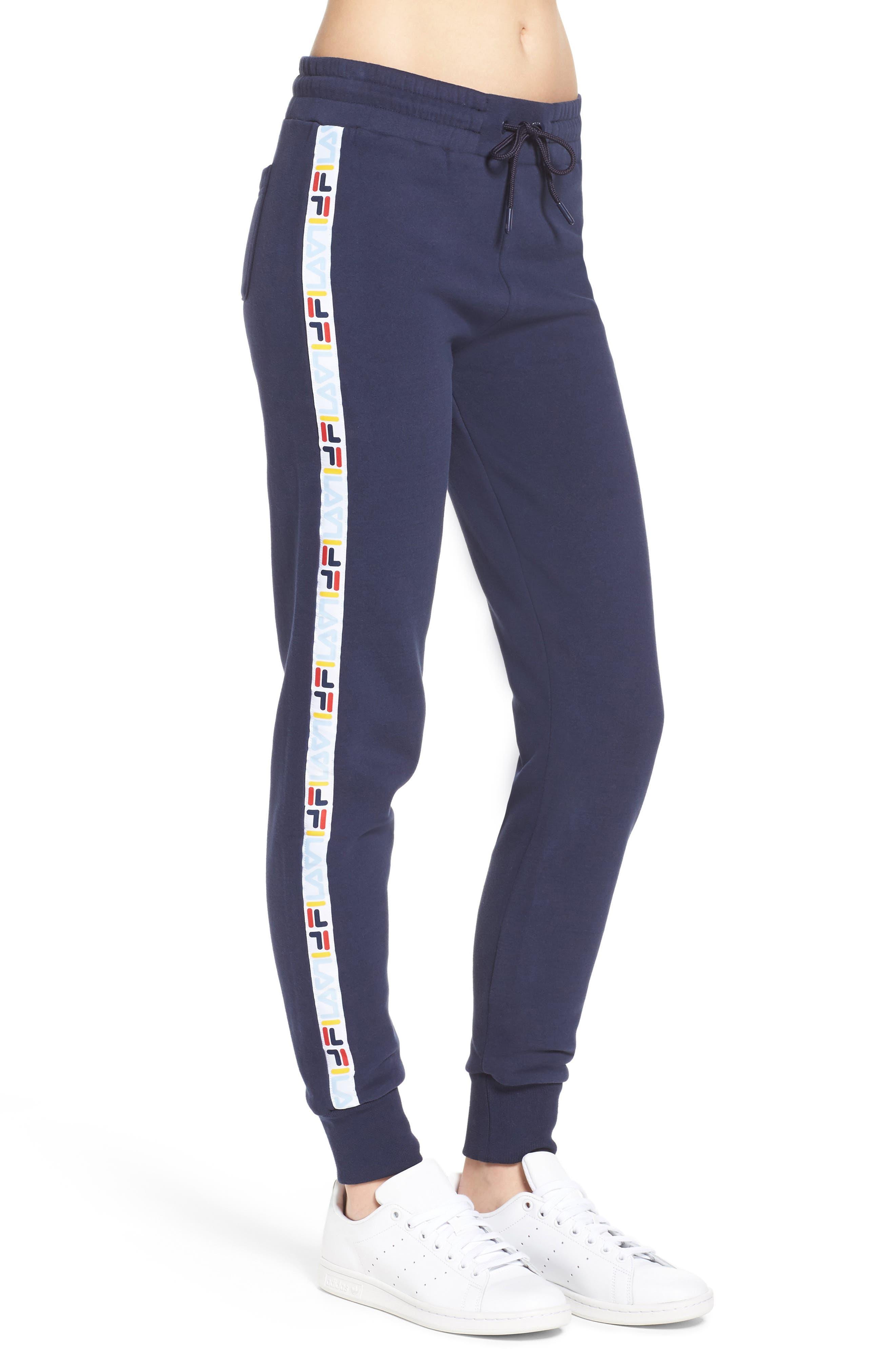 Alternate Image 3  - FILA Dee Fleece Jogger Pants