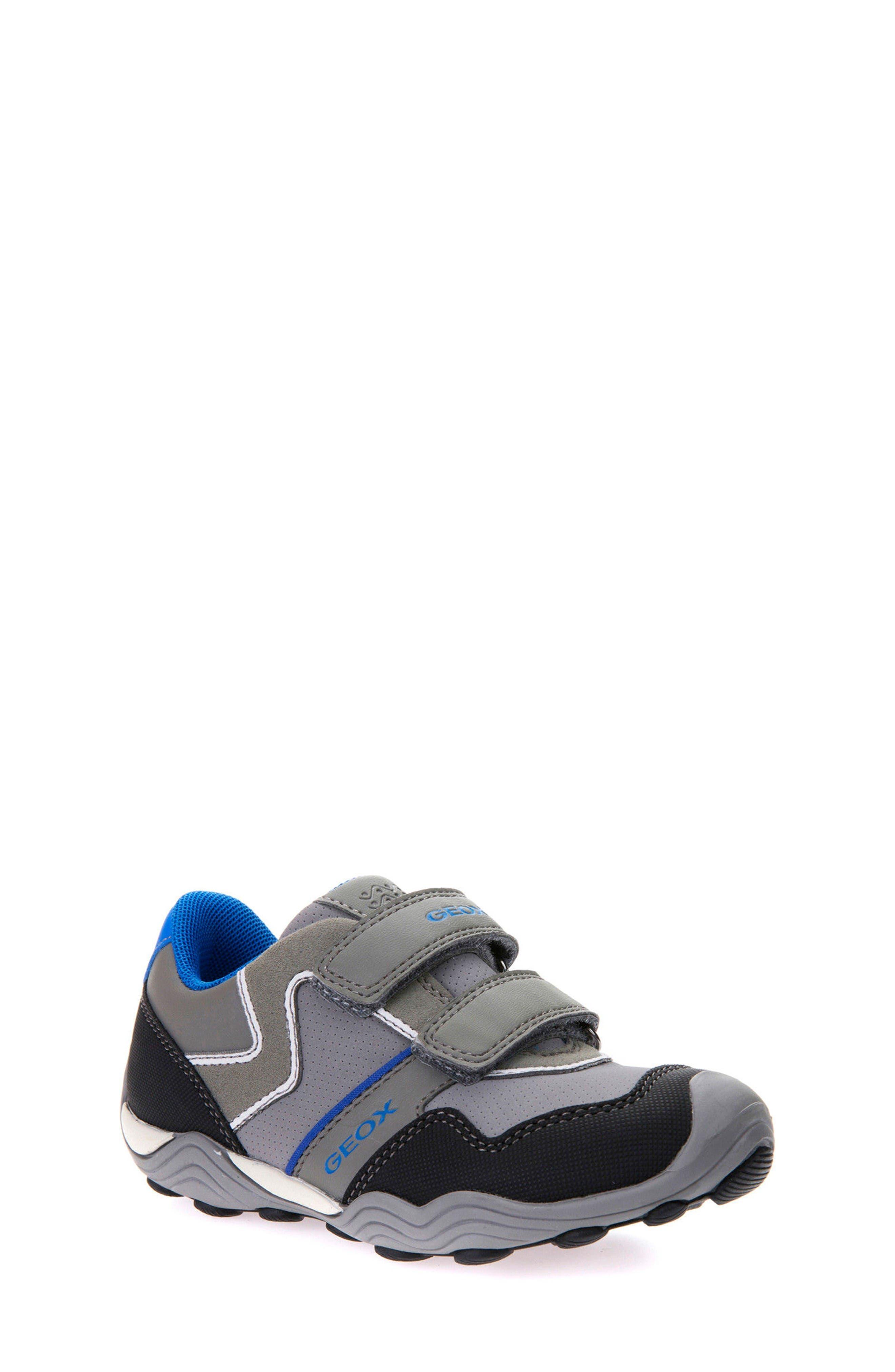 Geox 'Jr Arno 11' Sneaker (Toddler, Little Kid & Big Kid)