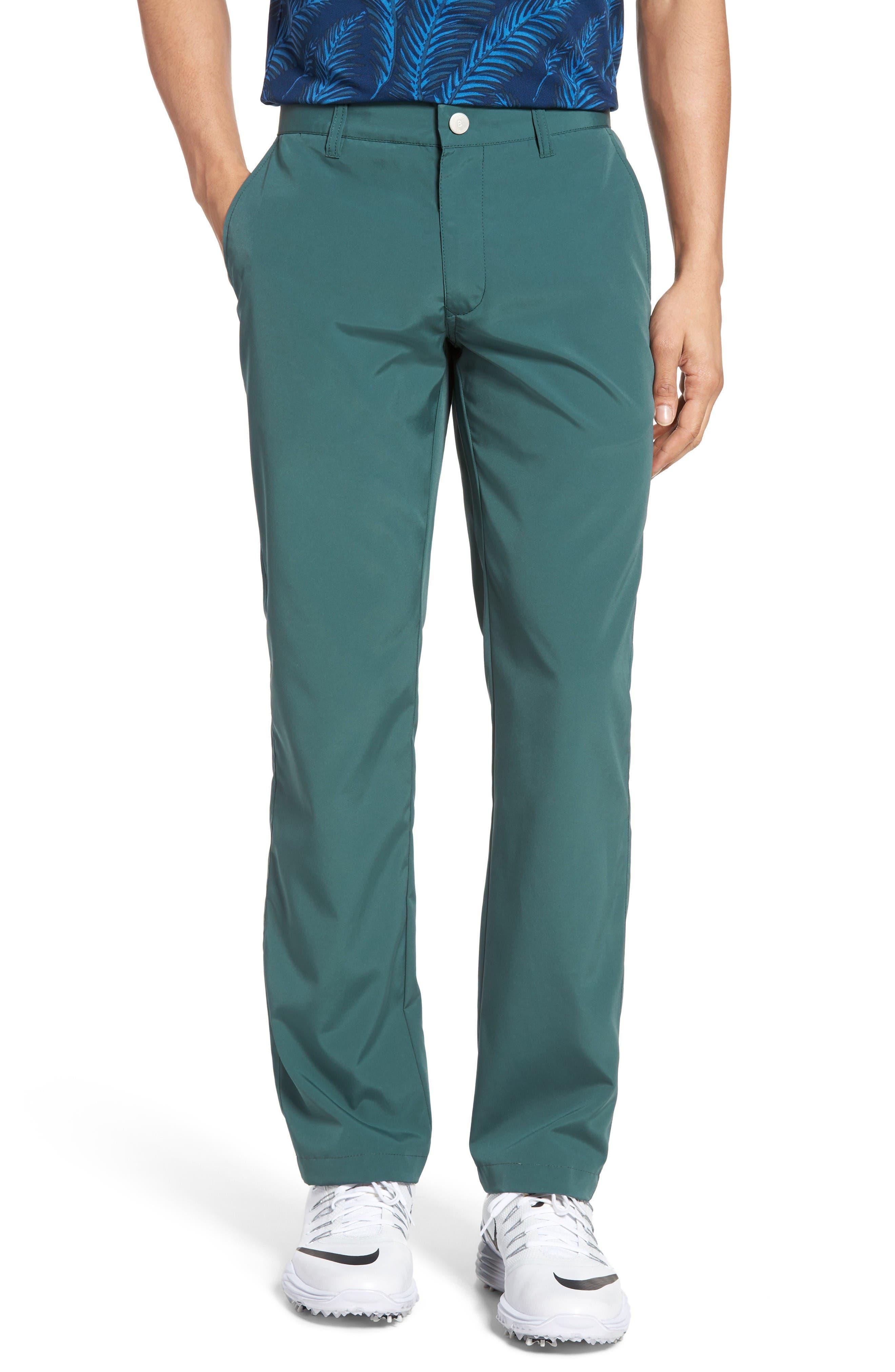 Bonobos Lightweight Highland Slim Fit Golf Pants