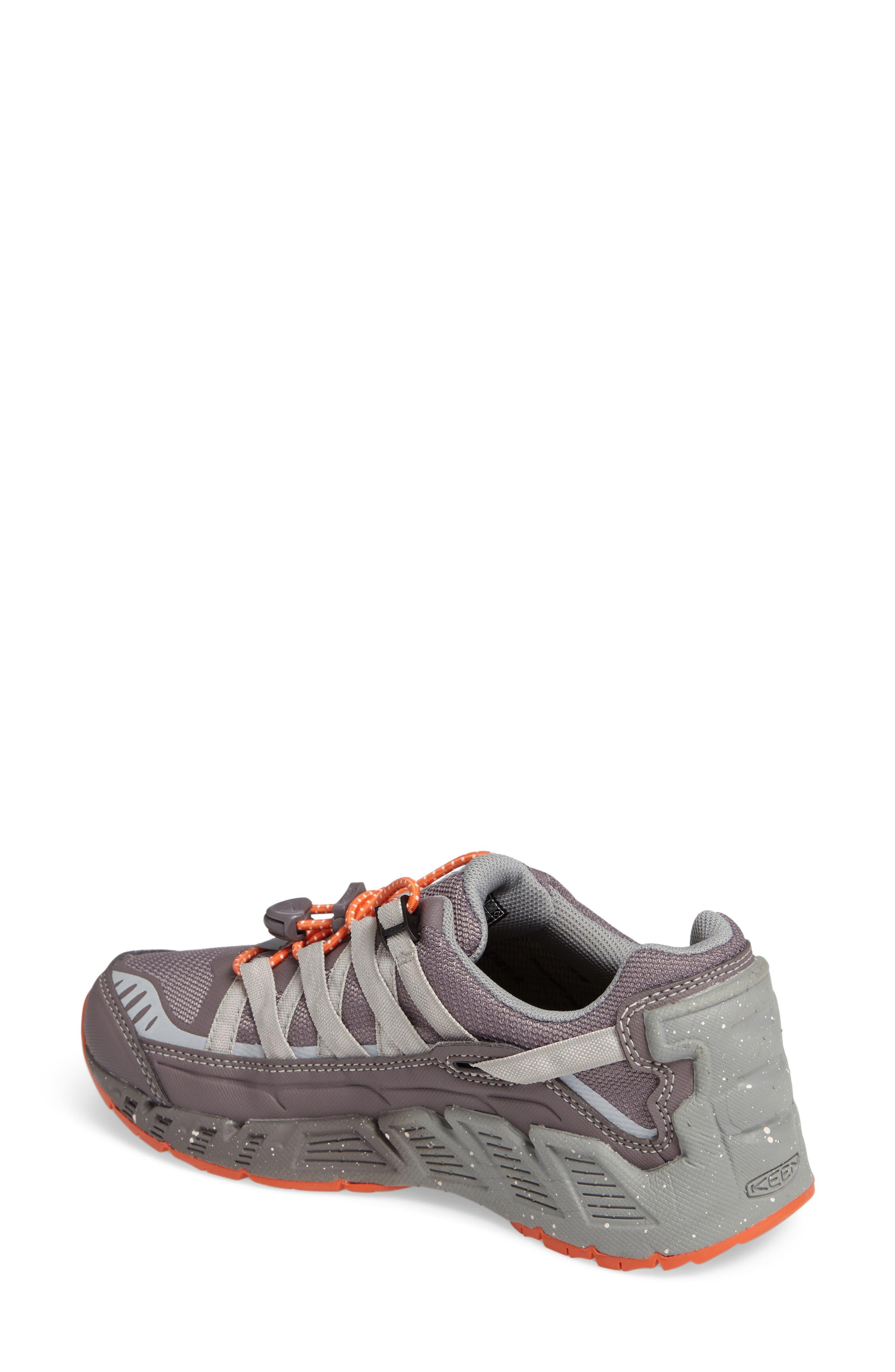 Alternate Image 2  - Keen 'Versatrail' Waterproof Hiking Shoe (Women)