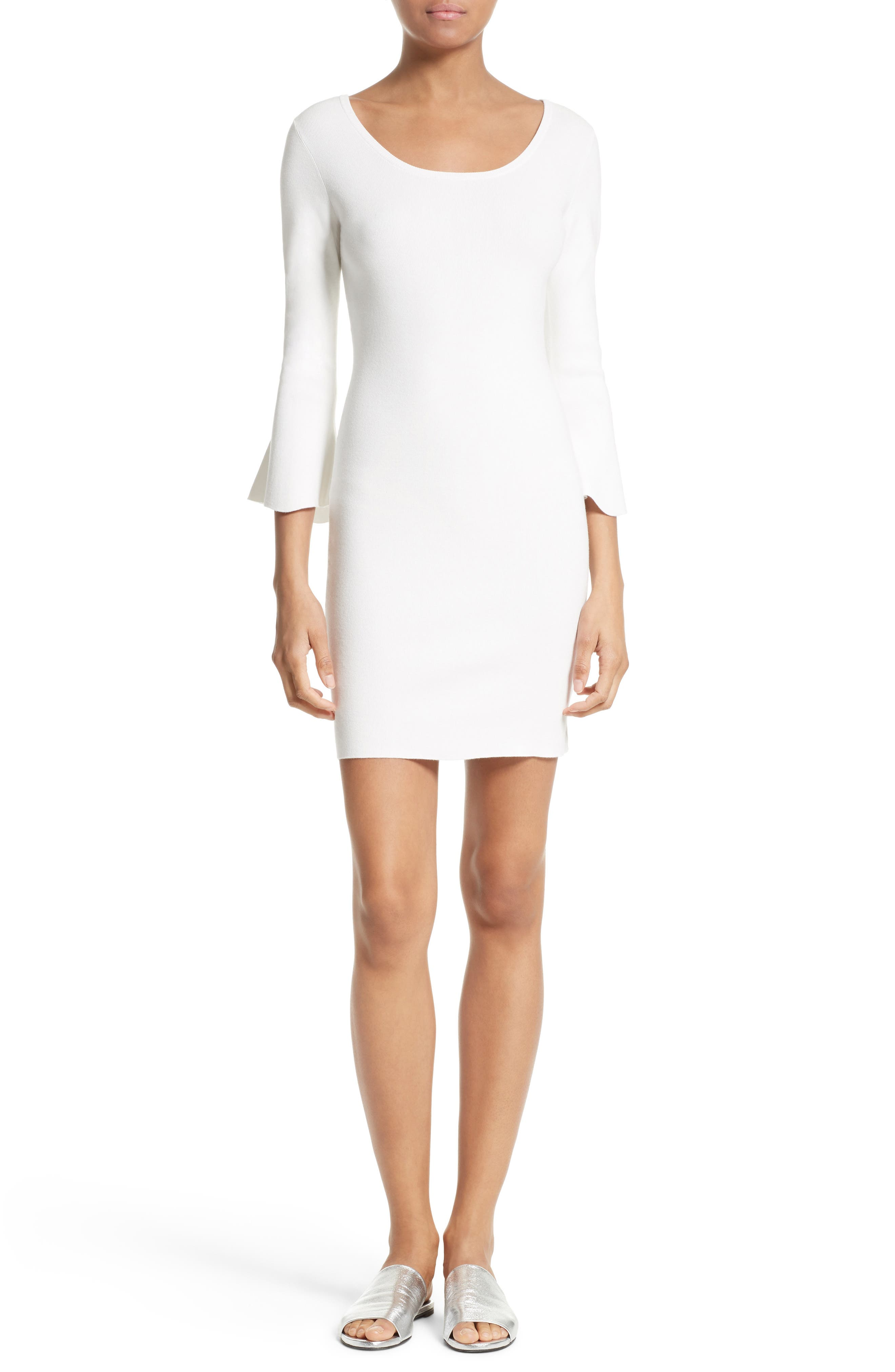 A.L.C. Willa Bell Sleeve Dress