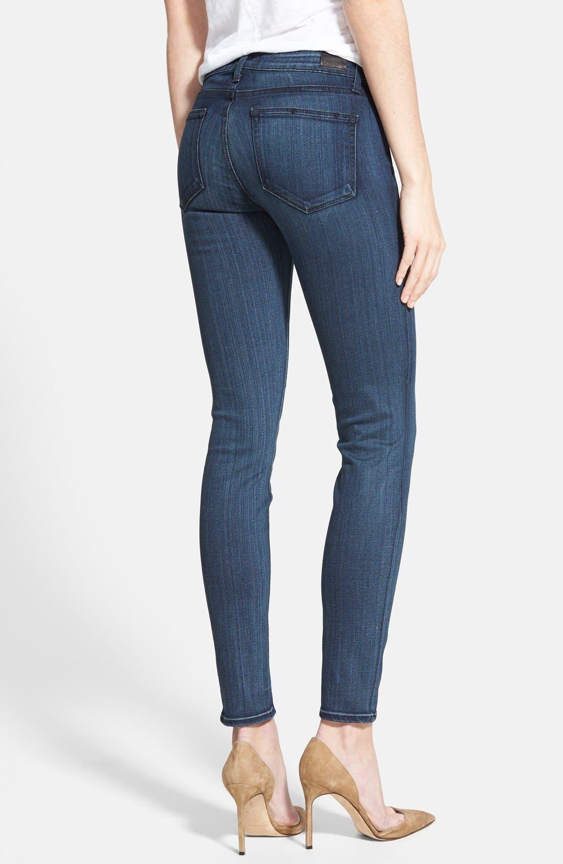 Alternate Image 2  - Paige Denim 'Transcend - Verdugo' Ultra Skinny Jeans (Valor)