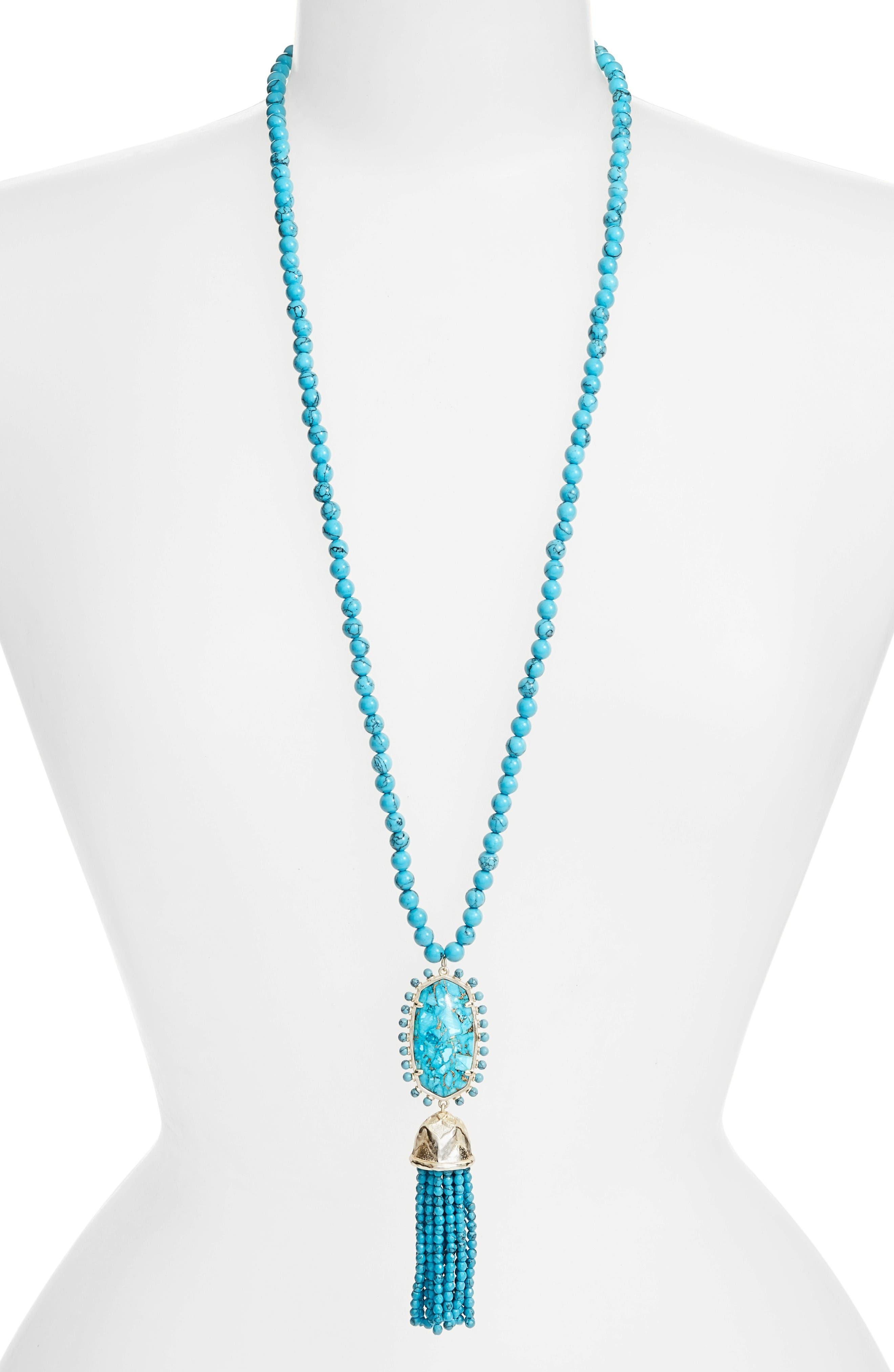 Alternate Image 1 Selected - Kendra Scott Tatiana Pendant Necklace