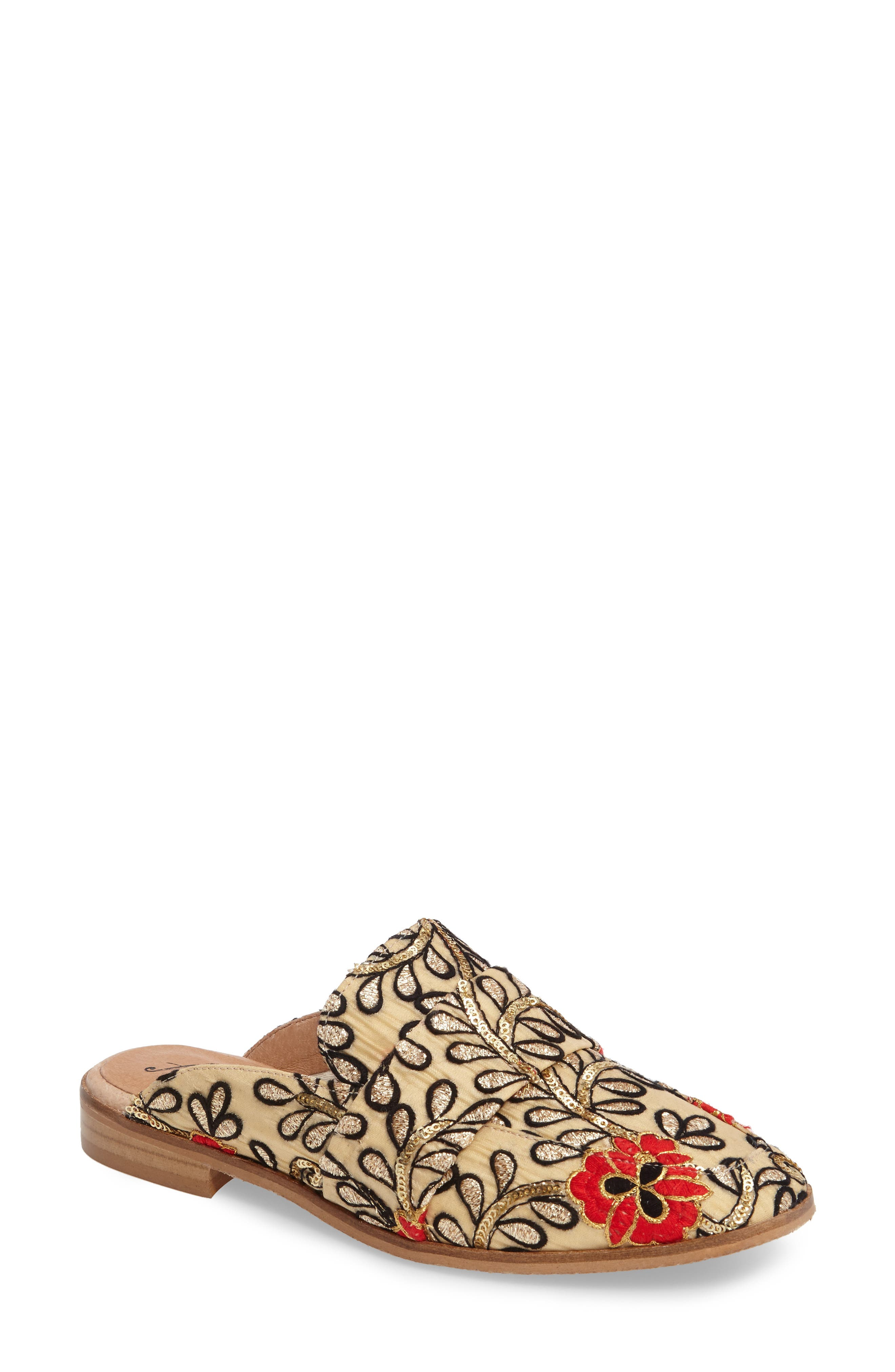 Alternate Image 1 Selected - Free People At Ease Loafer (Women)