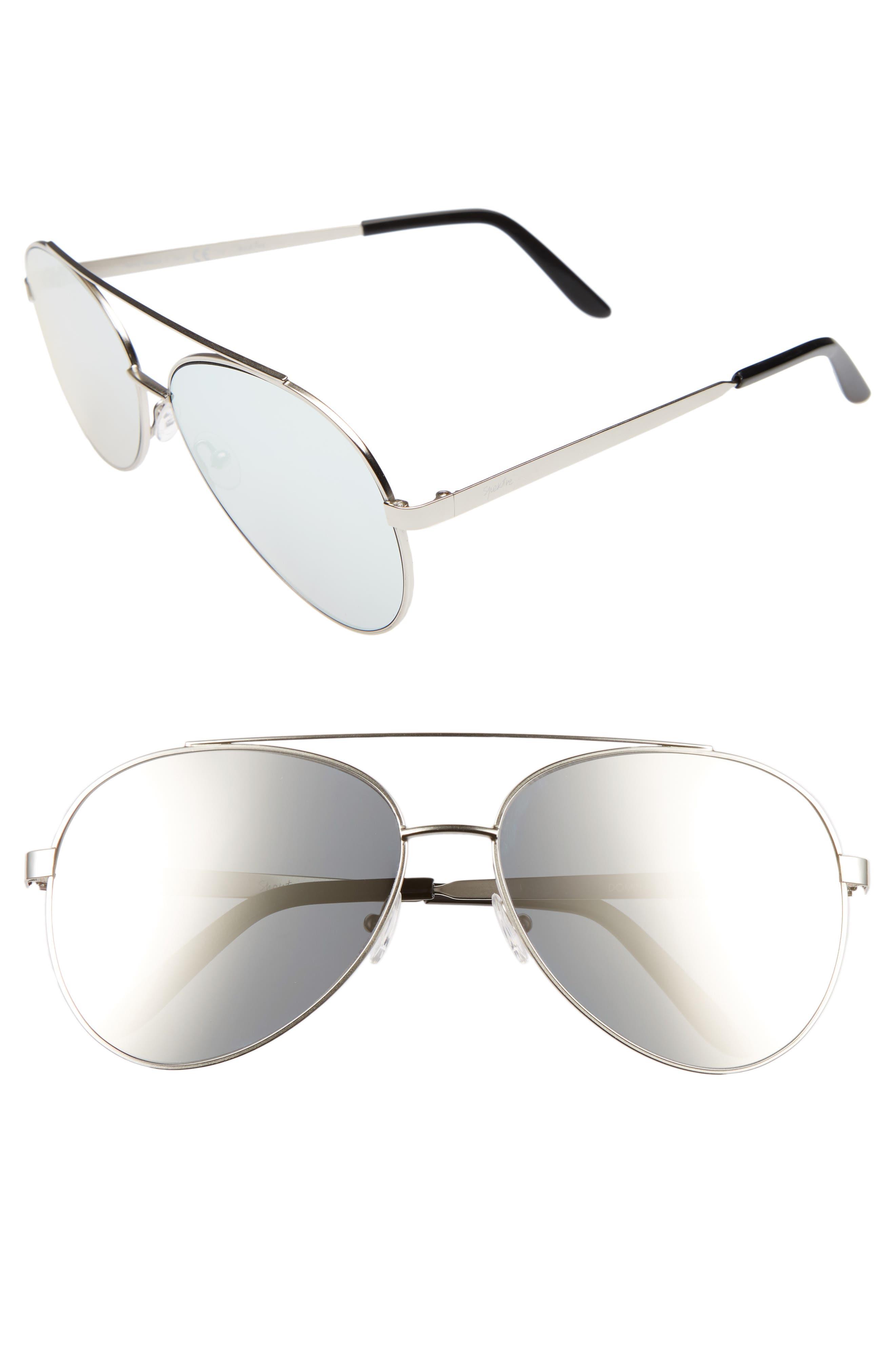 Spektre Domina 60mm Aviator Sunglasses