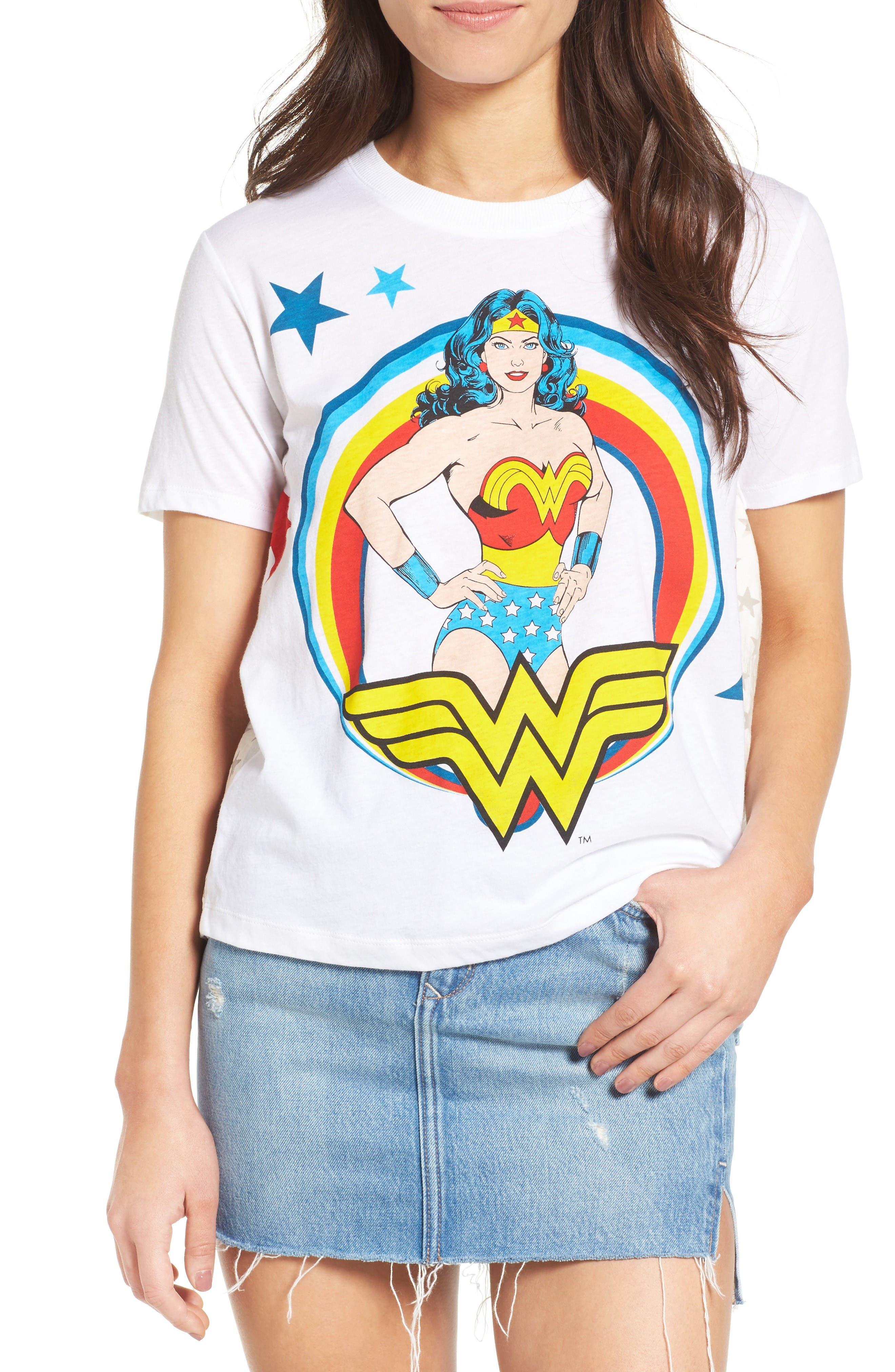 Main Image - Paul & Joe Sister Wonder Woman Tee