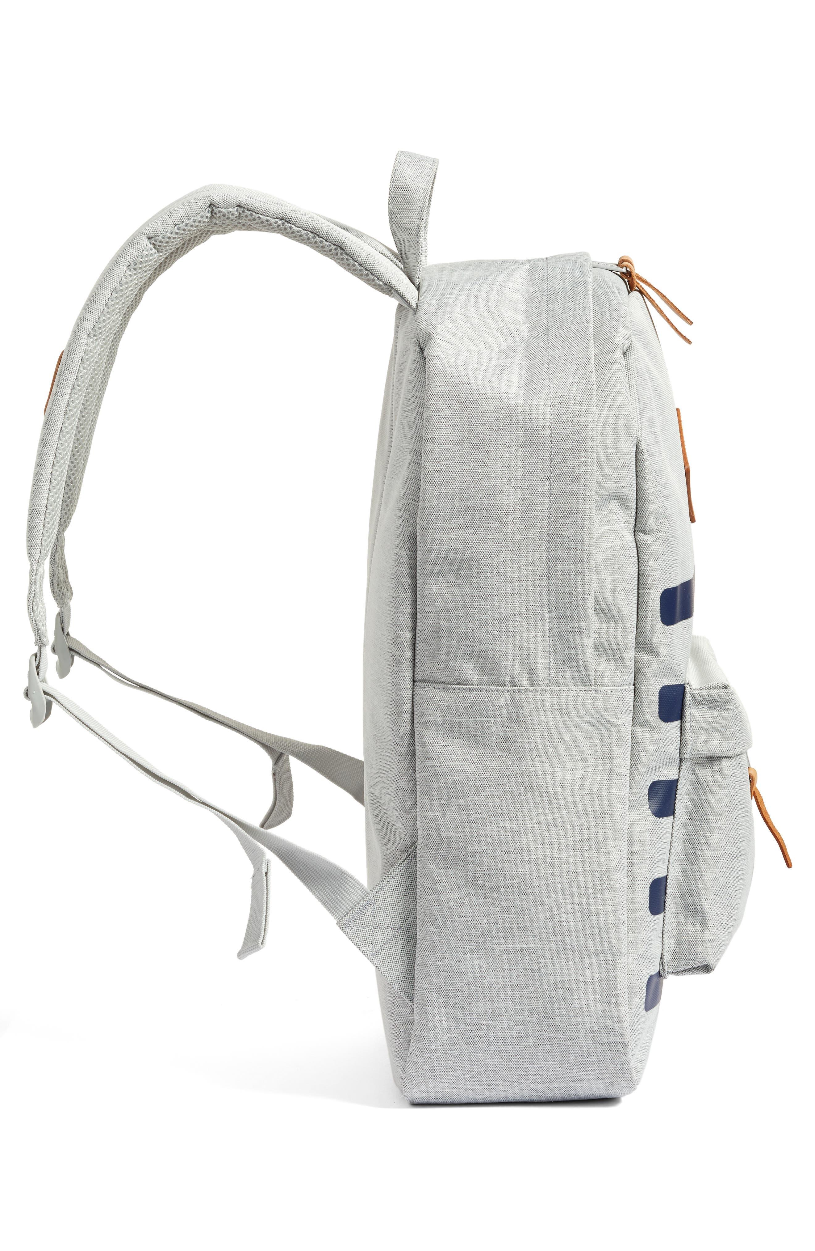 Alternate Image 5  - Herschel Supply Co. Heritage Offset Backpack