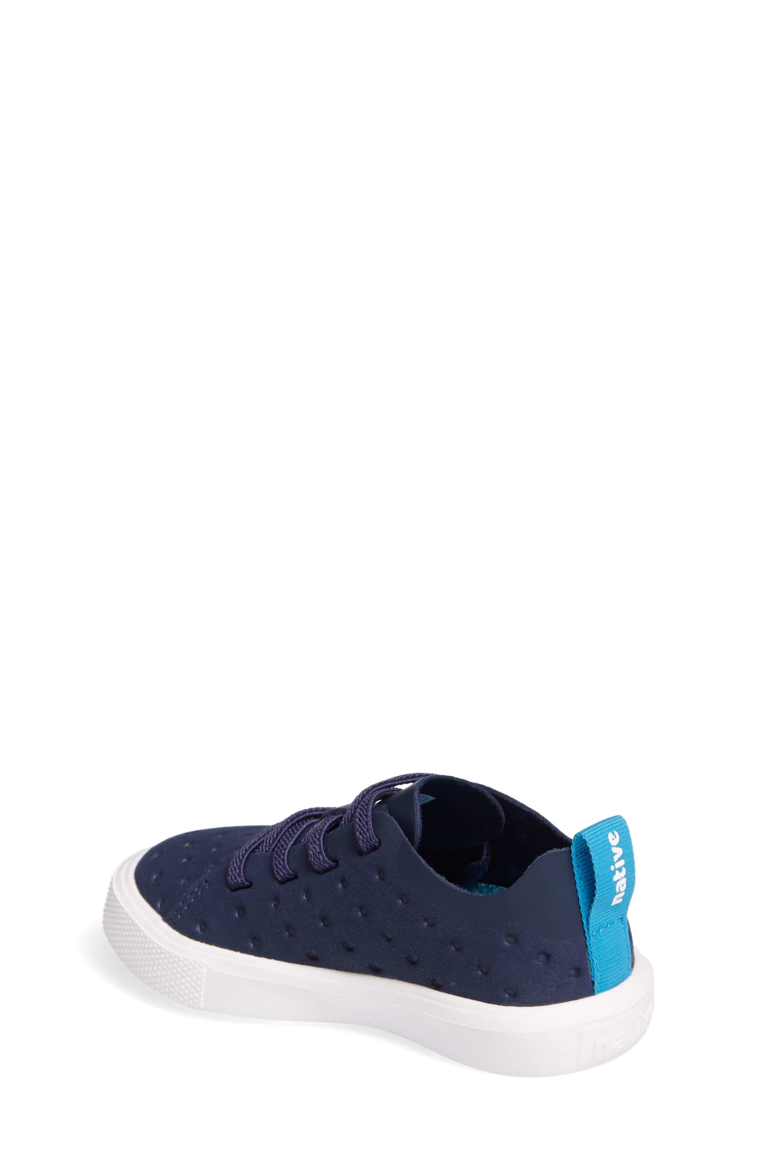 Alternate Image 2  - Native Shoes Monaco Water Repellent Sneaker (Walker, Toddler & Little Kid)