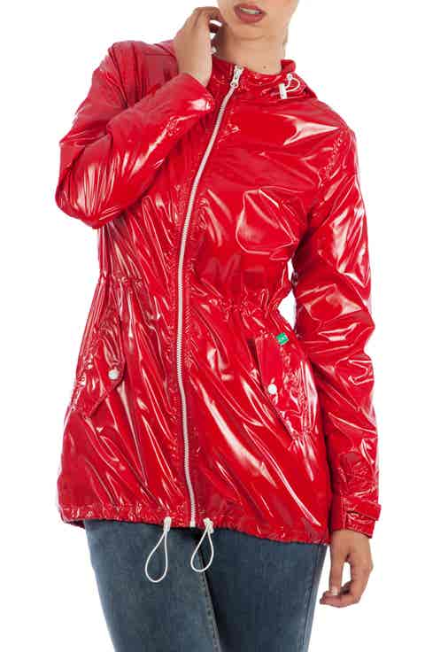 Modern Eternity Waterproof Convertible Maternity Raincoat