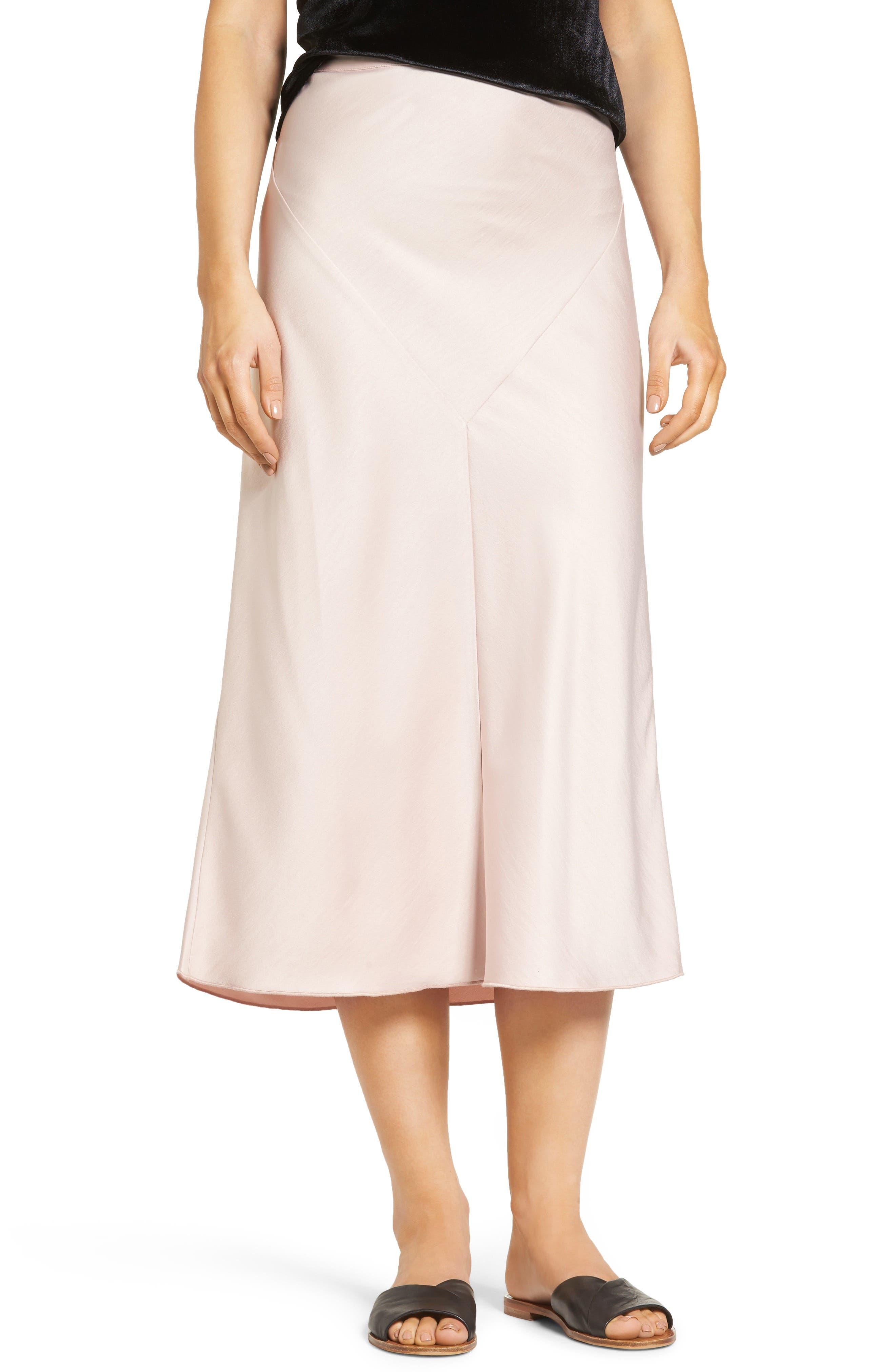 Hinge Slip Skirt