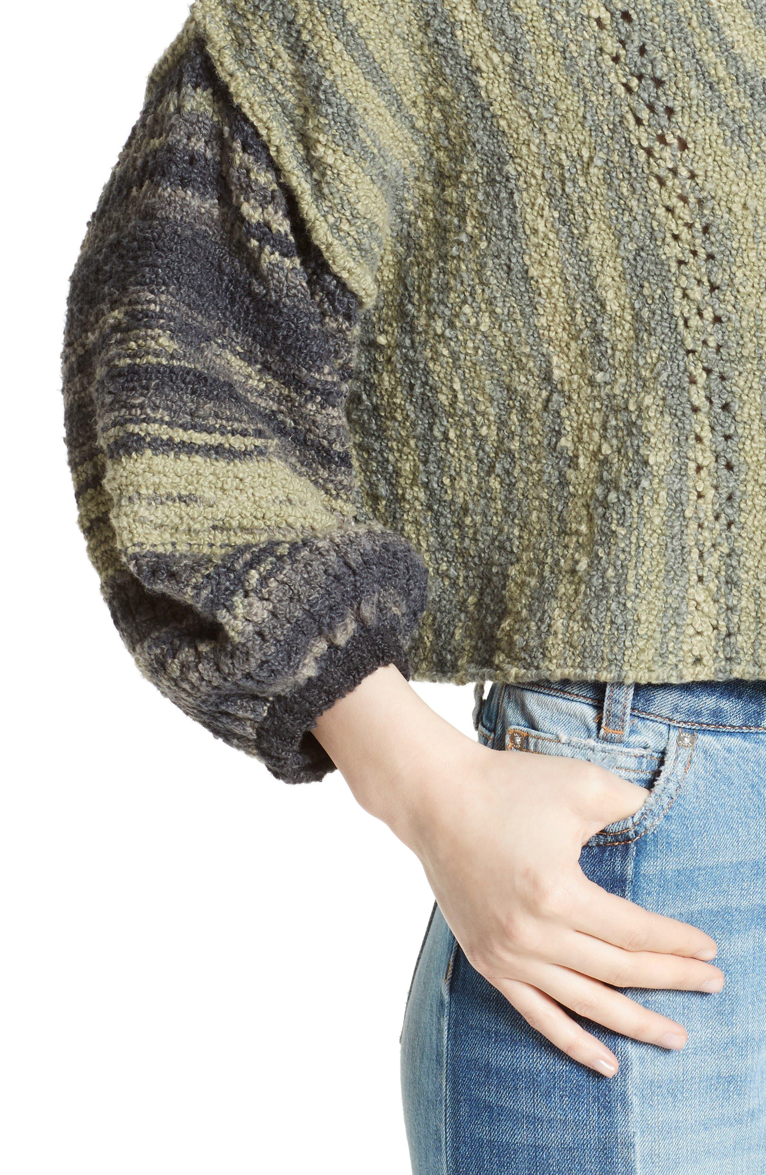 Alternate Image 4  - Free People Amethyst Pullover