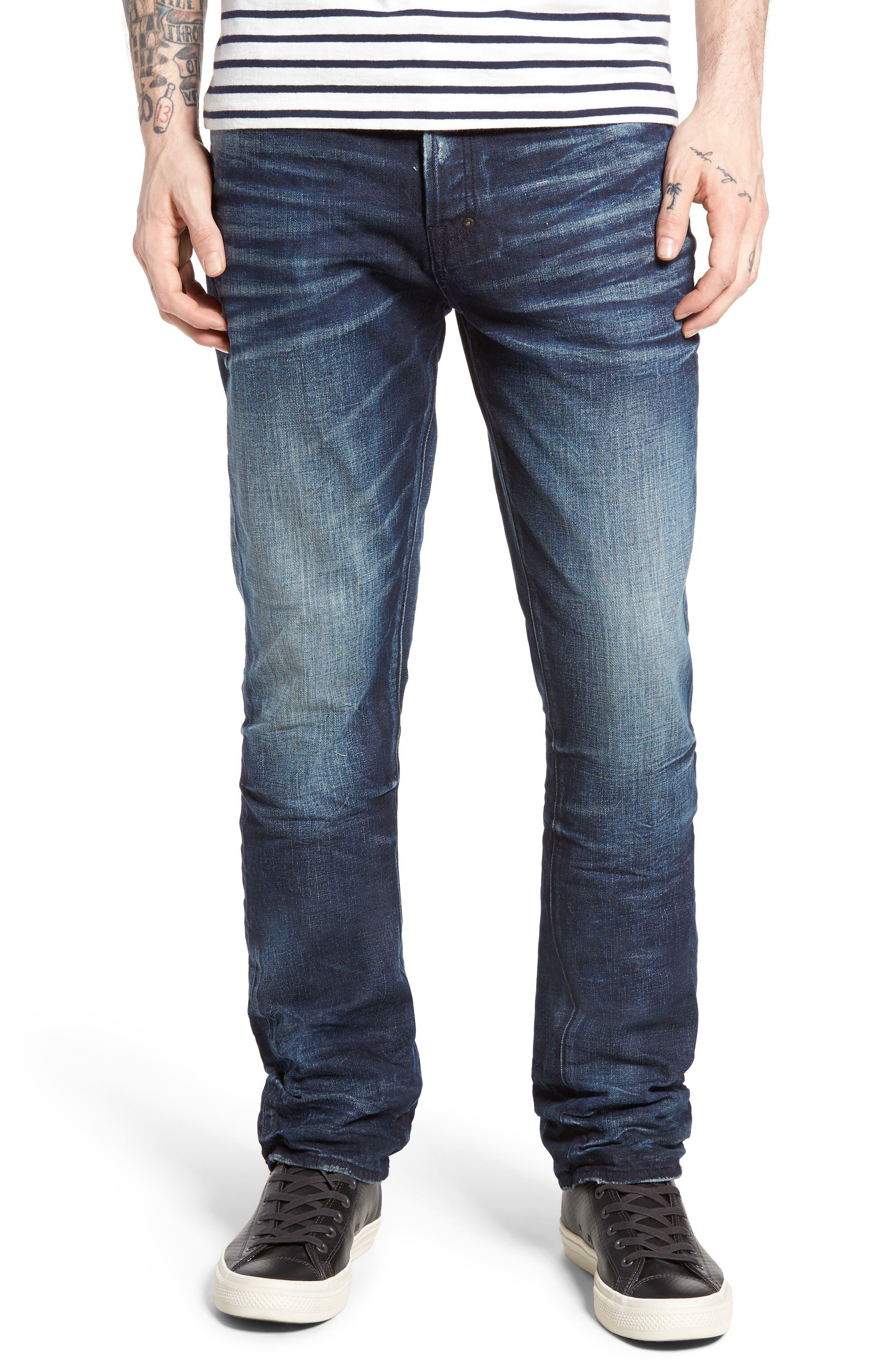 PRPS Demon Slim Straight Jeans (Mediam)