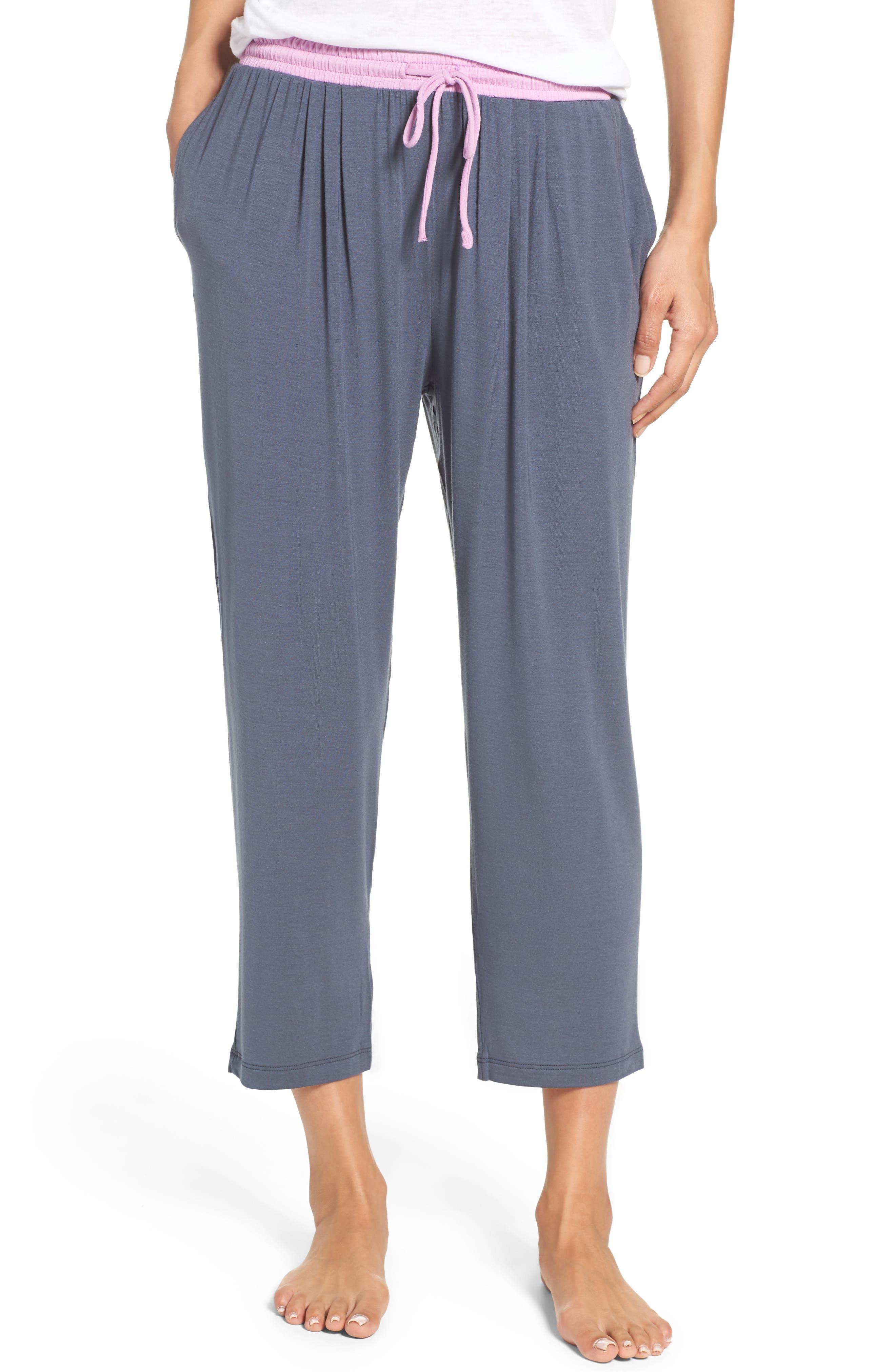 DKNY Crop Lounge Pants