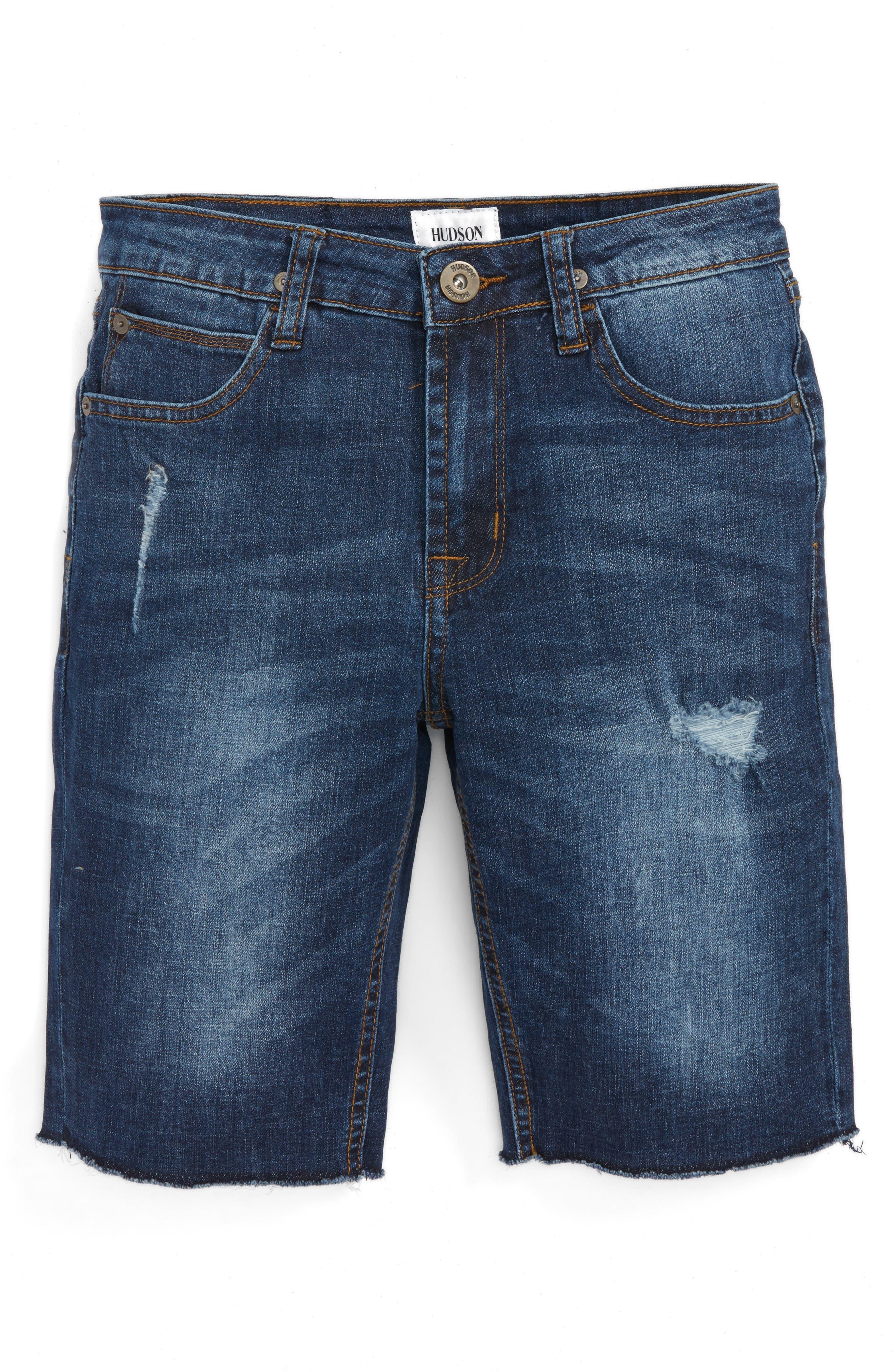 Hudson Kids Hess Denim Shorts (Big Boys)