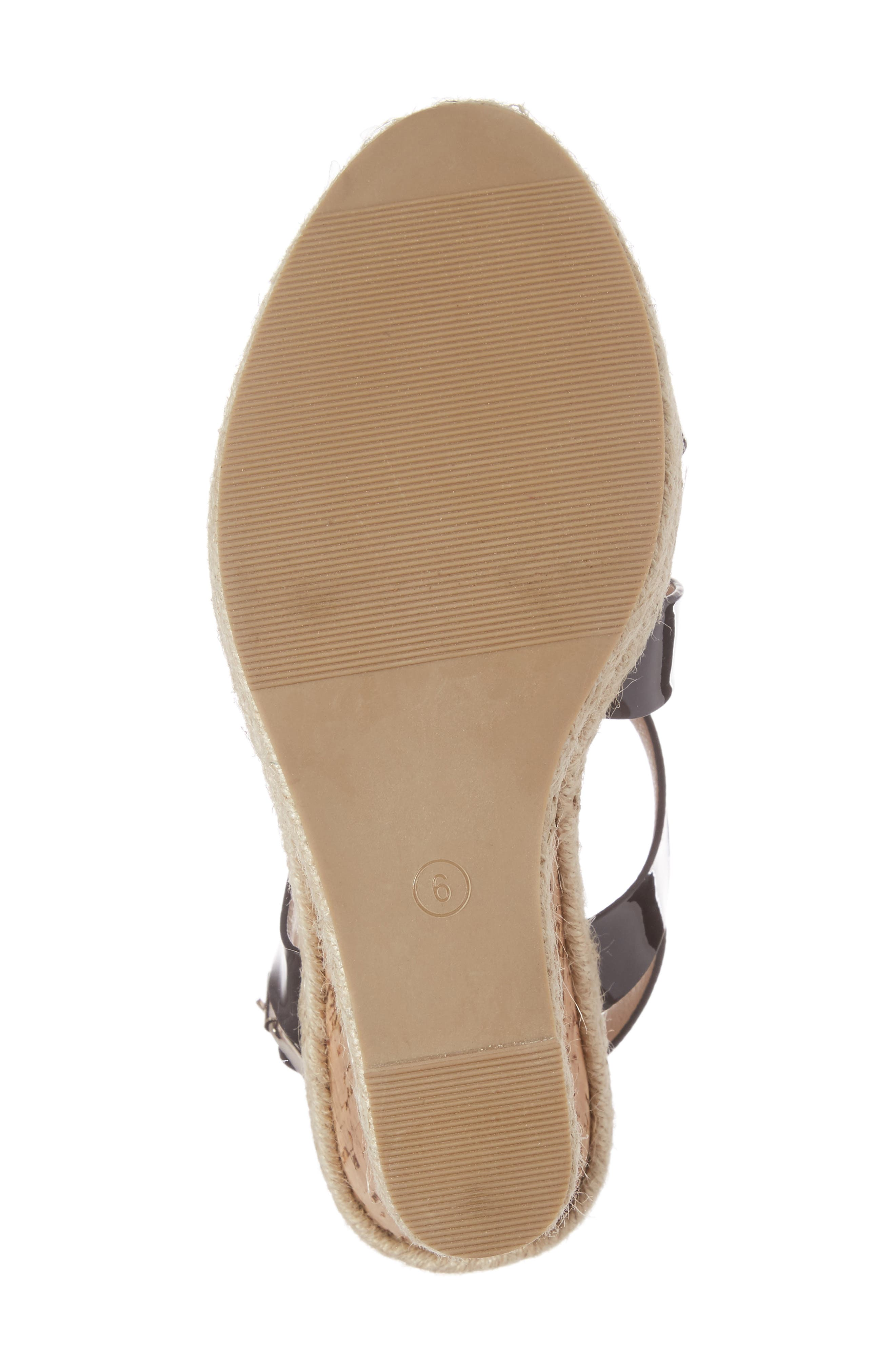 Alternate Image 6  - Callisto Brielle Wedge Sandal (Women)