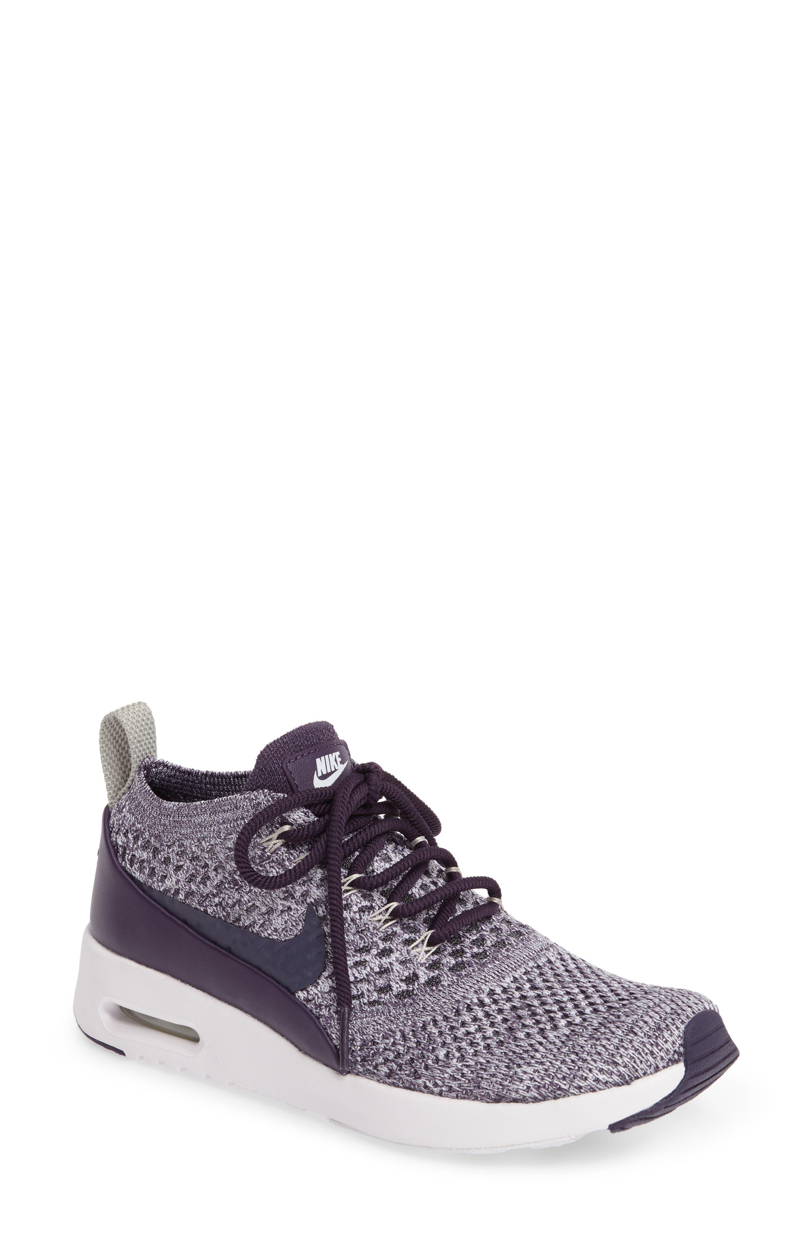 Alternate Image 1 Selected - Nike Air Max Thea Ultra Flyknit Sneaker (Women)