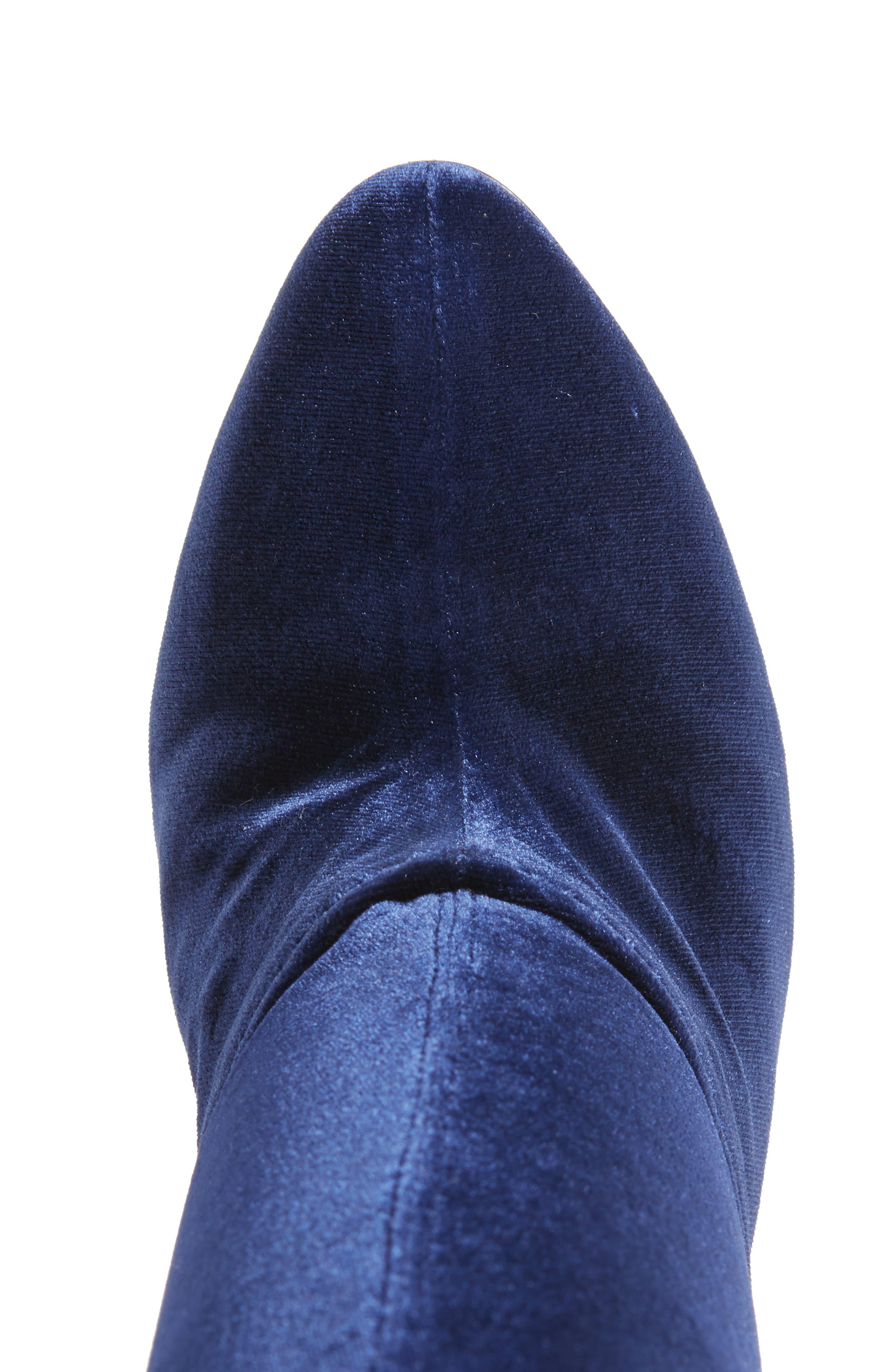 Alternate Image 5  - 3.1 Phillip Lim 'Kyoto' Crushed Velvet Boot (Women)