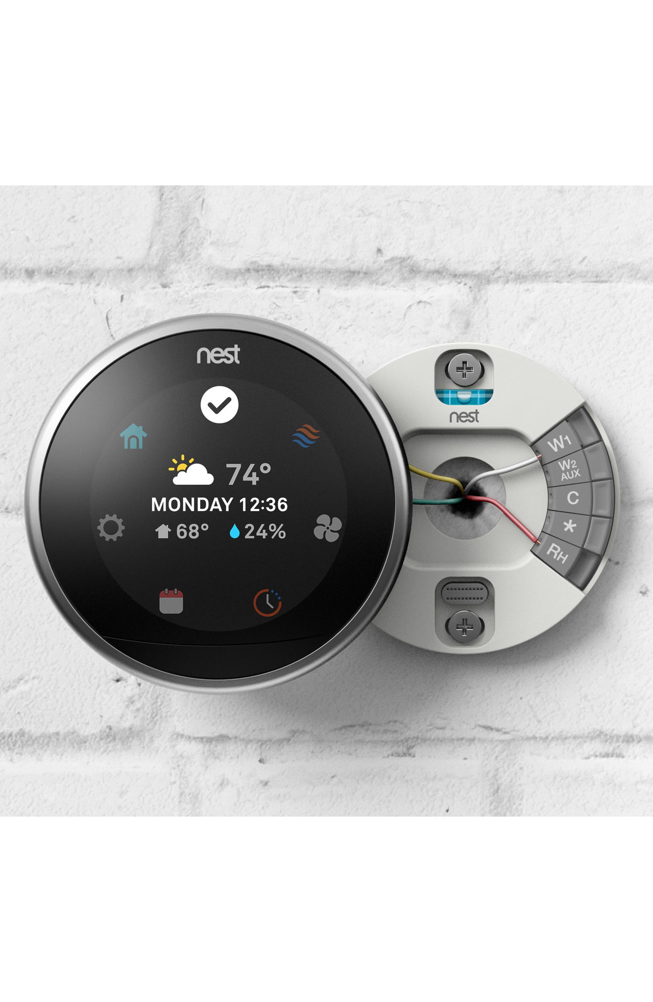 Alternate Image 12  - Nest Learning Thermostat