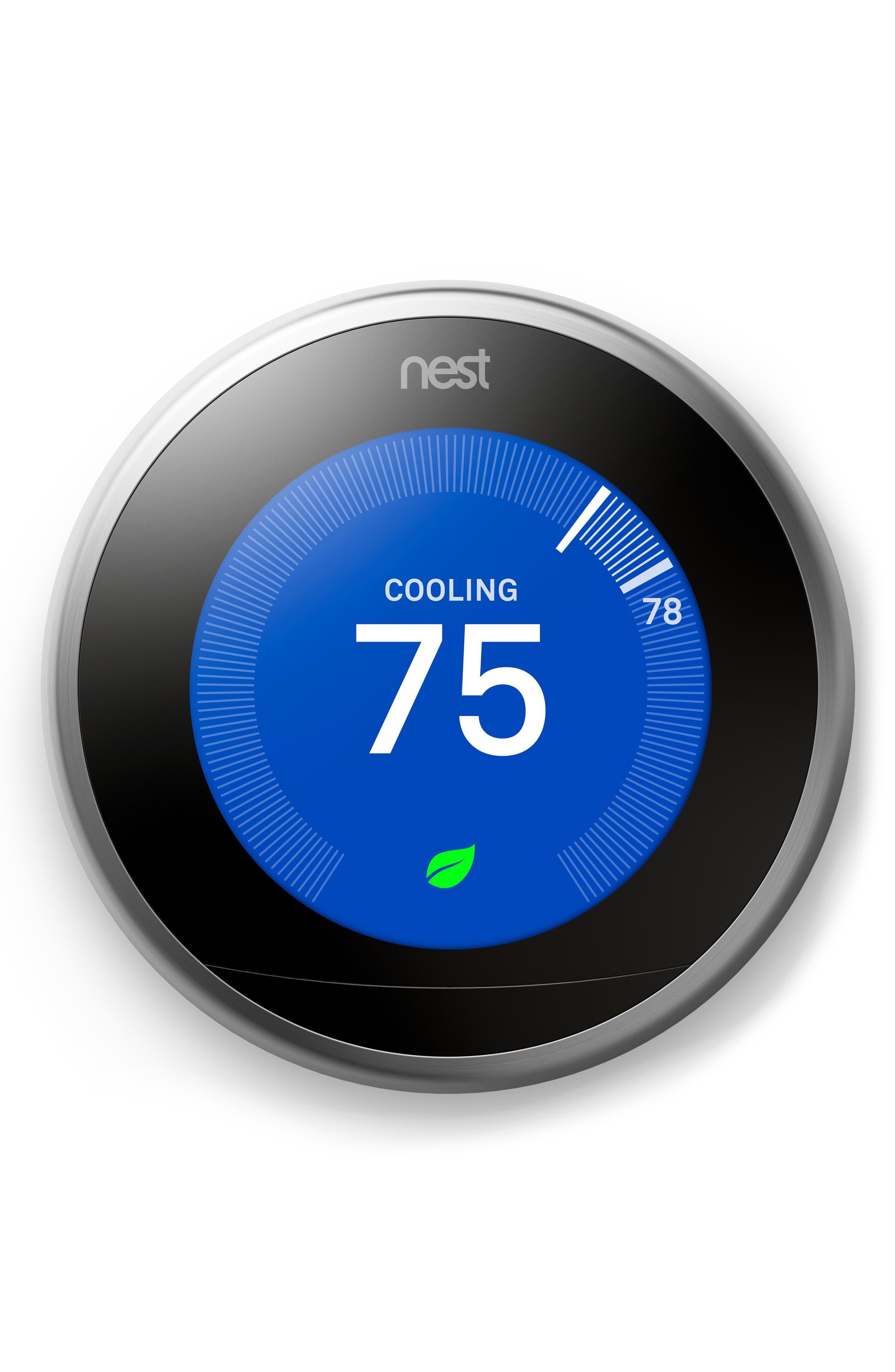 Alternate Image 7  - Nest Learning Thermostat