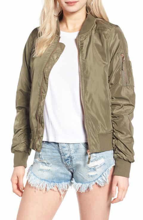 Bomber Jackets for Women | Nordstrom