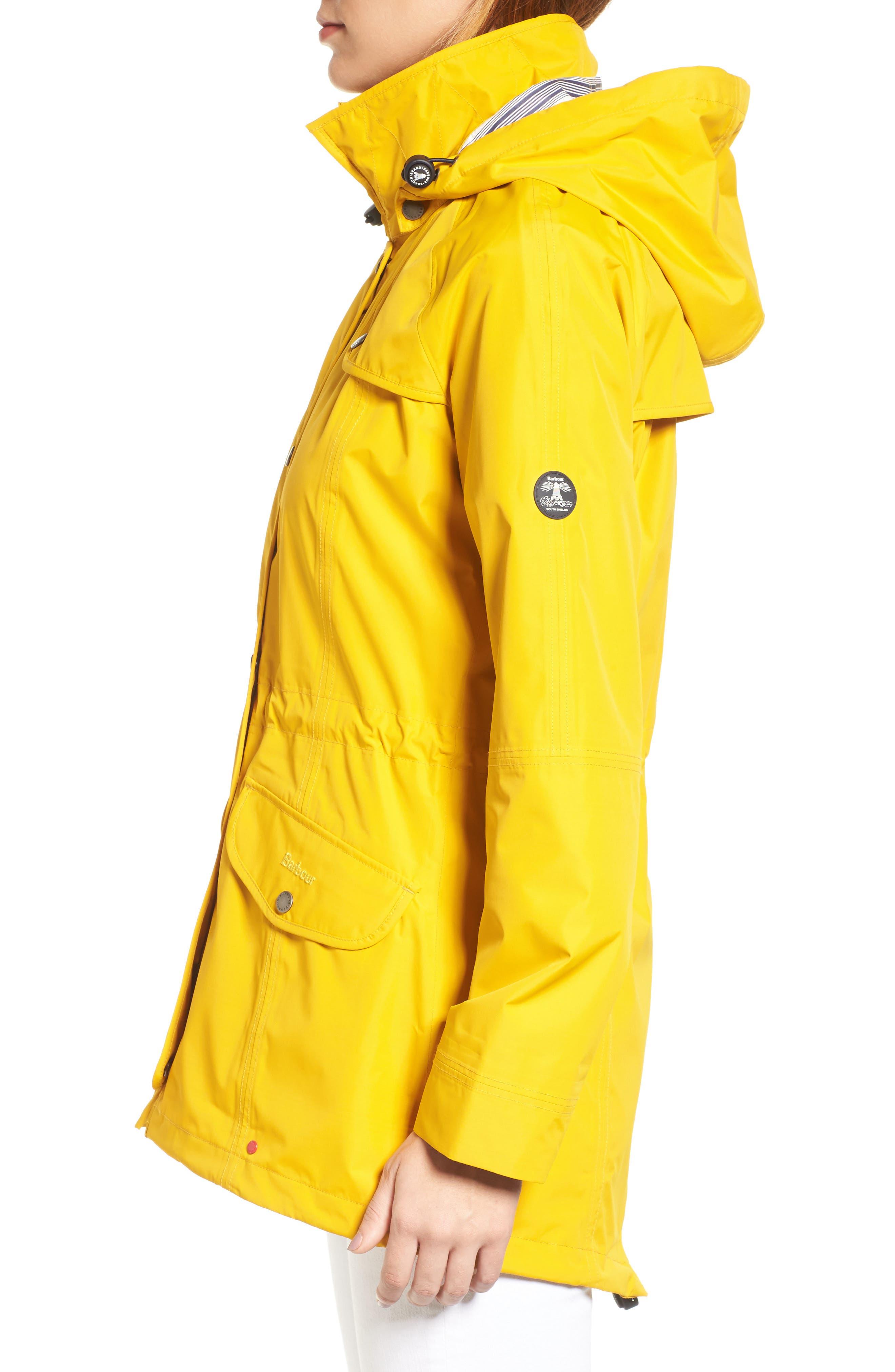 Alternate Image 3  - Barbour Trevose Waterproof Hooded Jacket