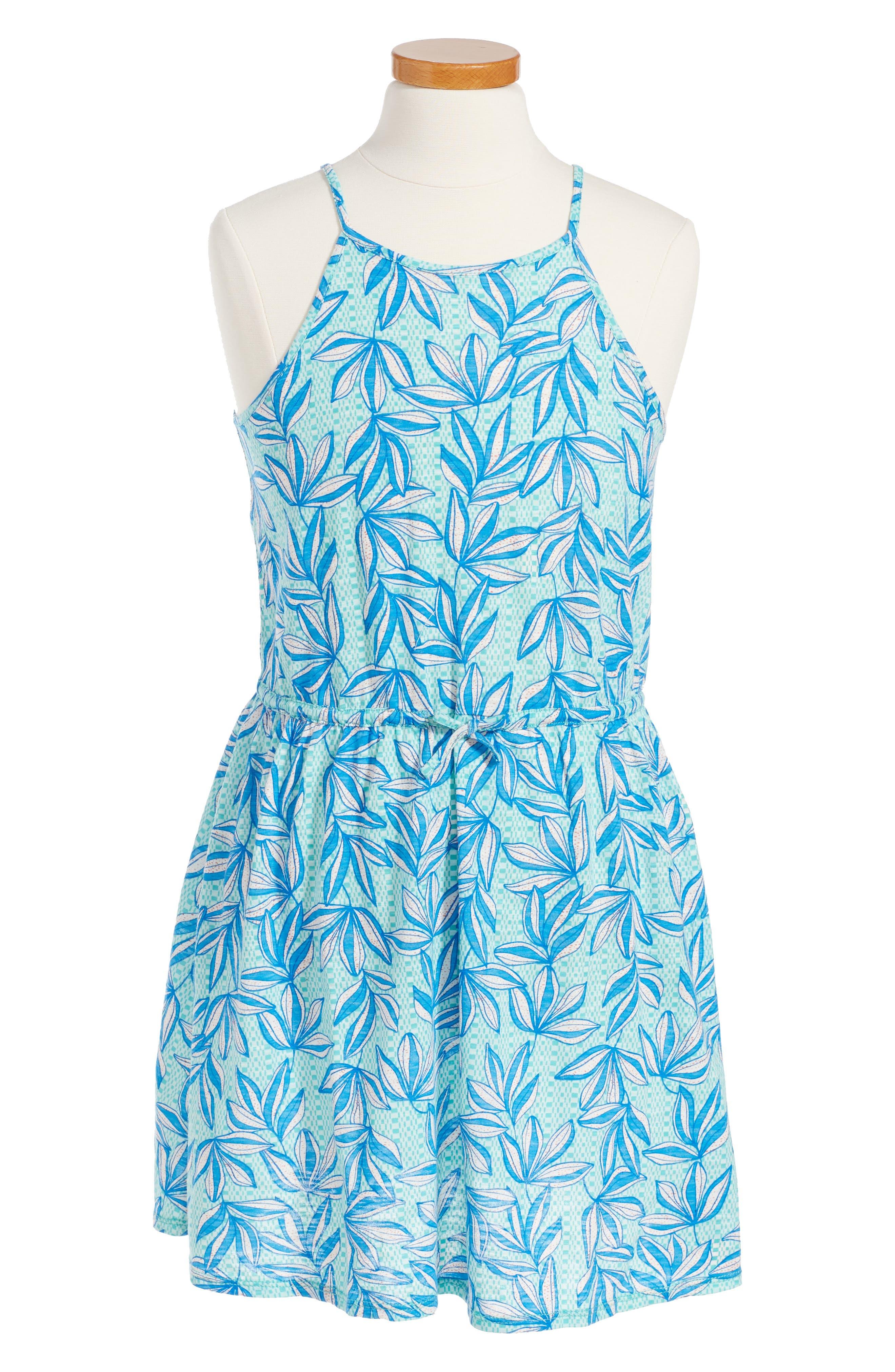 Tucker + Tate Print Knit Dress (Big Girls)