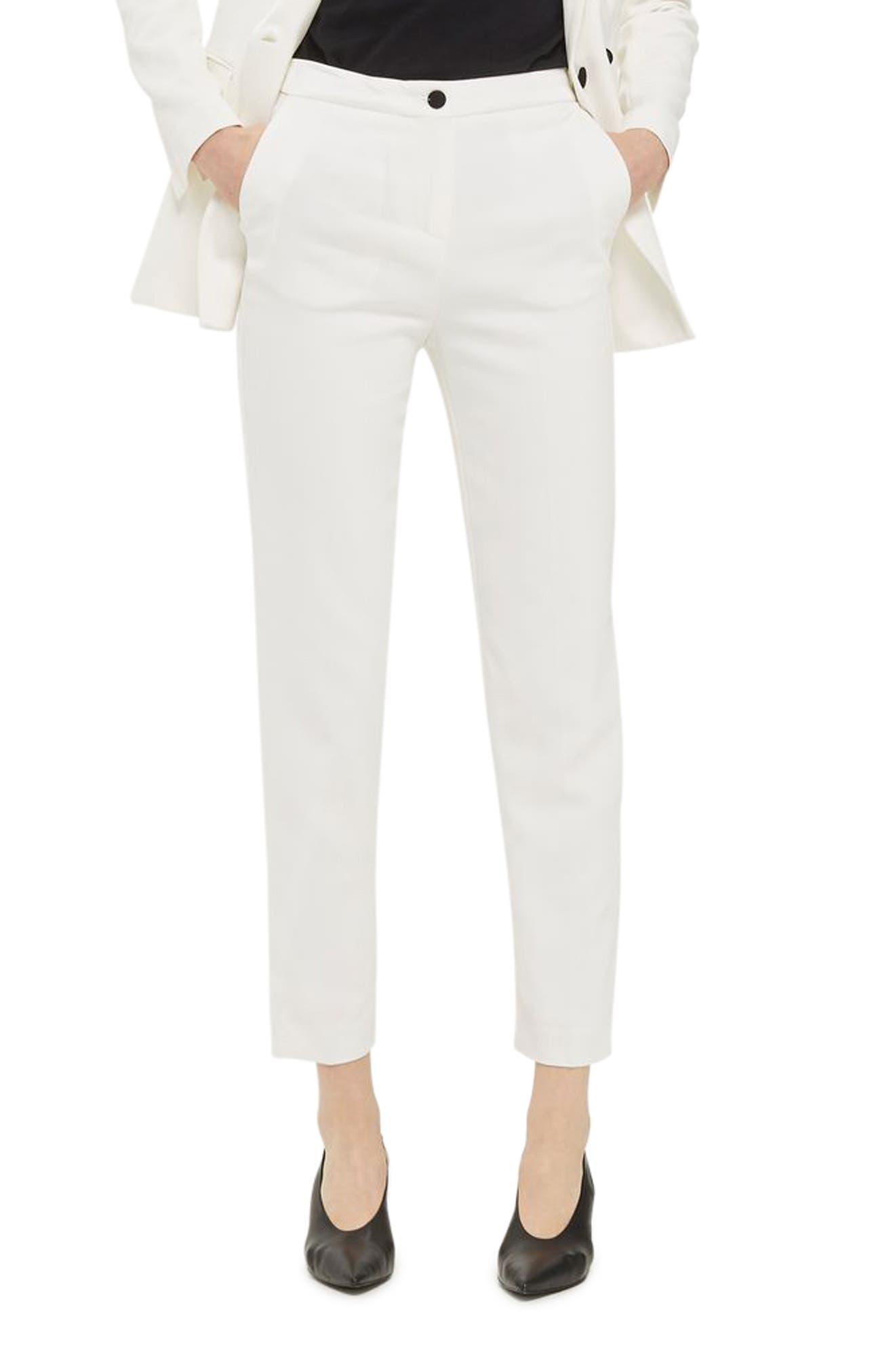 Alternate Image 1 Selected - Topshop Tux Suit Trousers