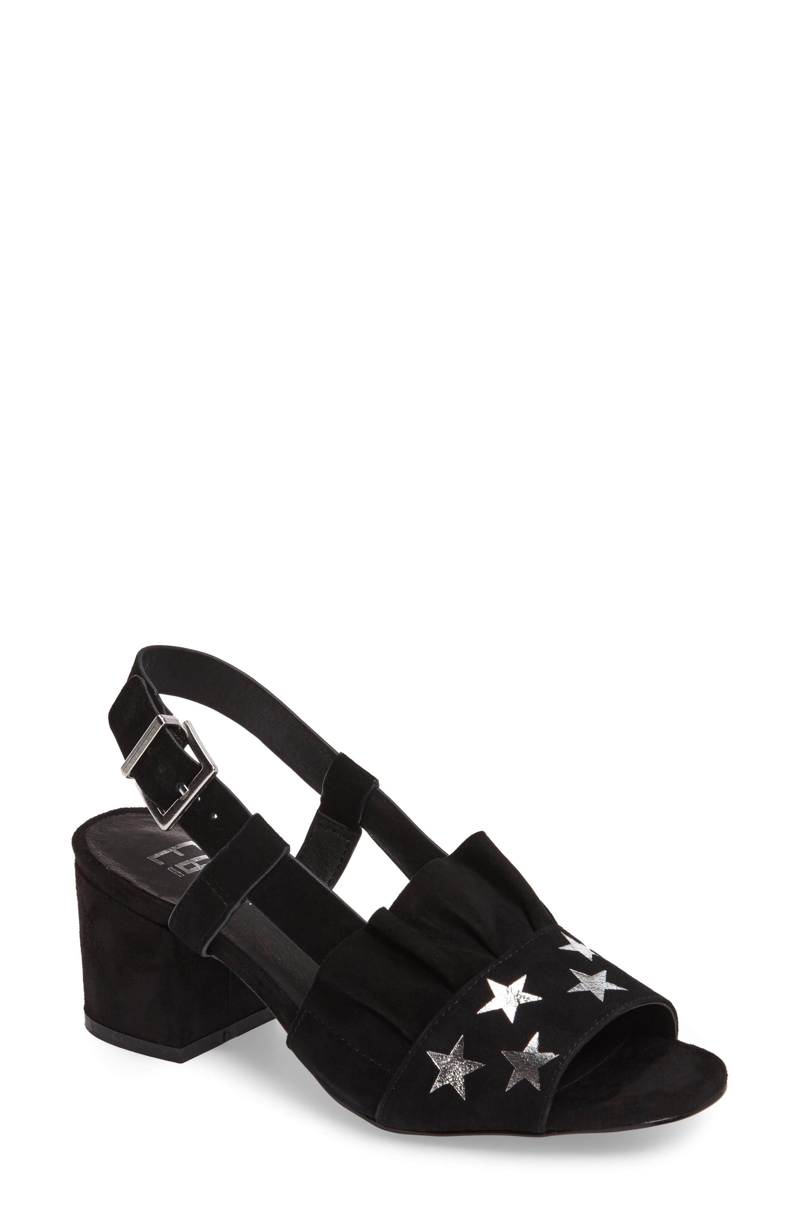 E8 by Miista Romeo Ruffled Star Sandal (Women)
