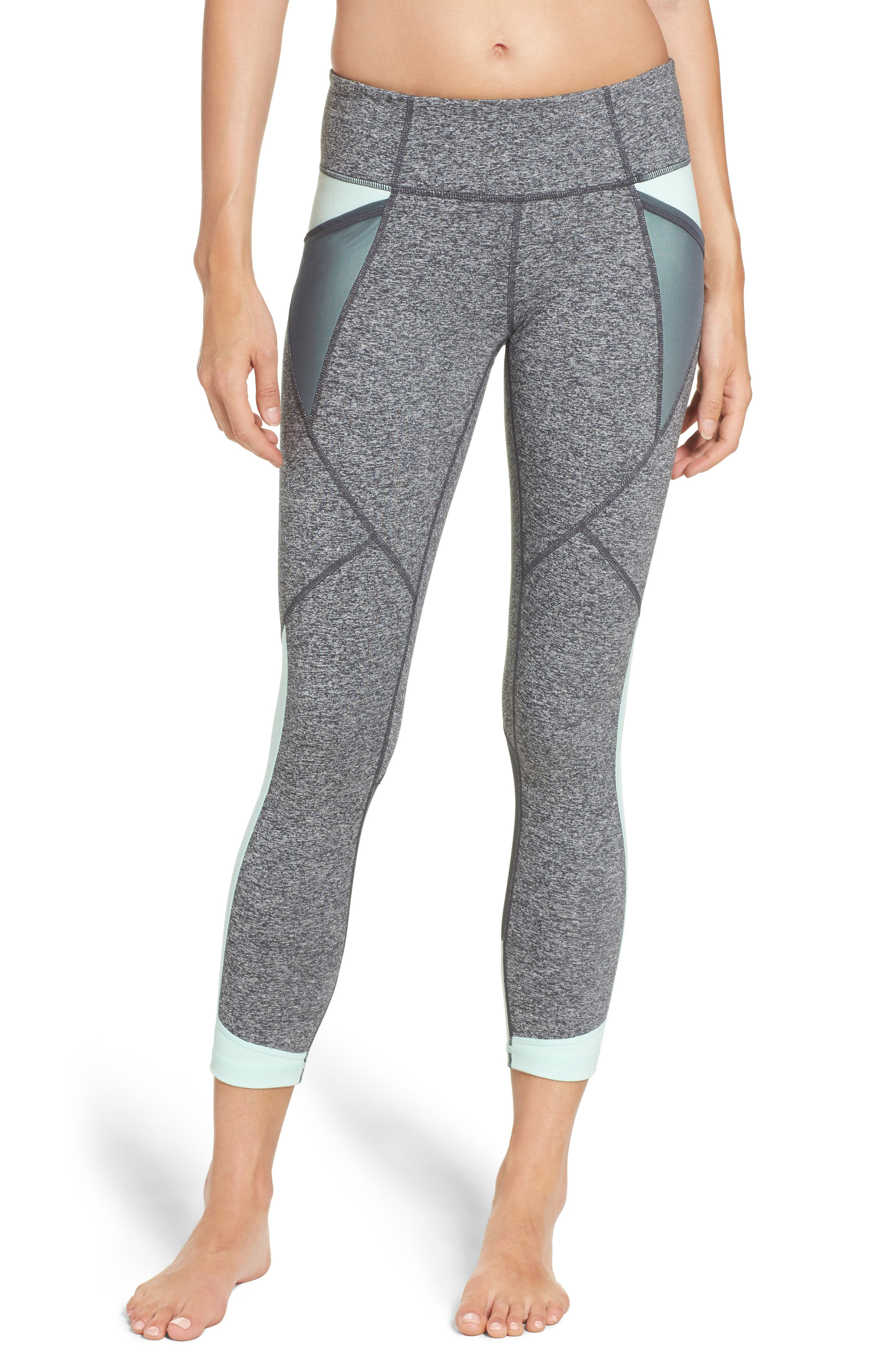 Zella Curve with It Midi Leggings