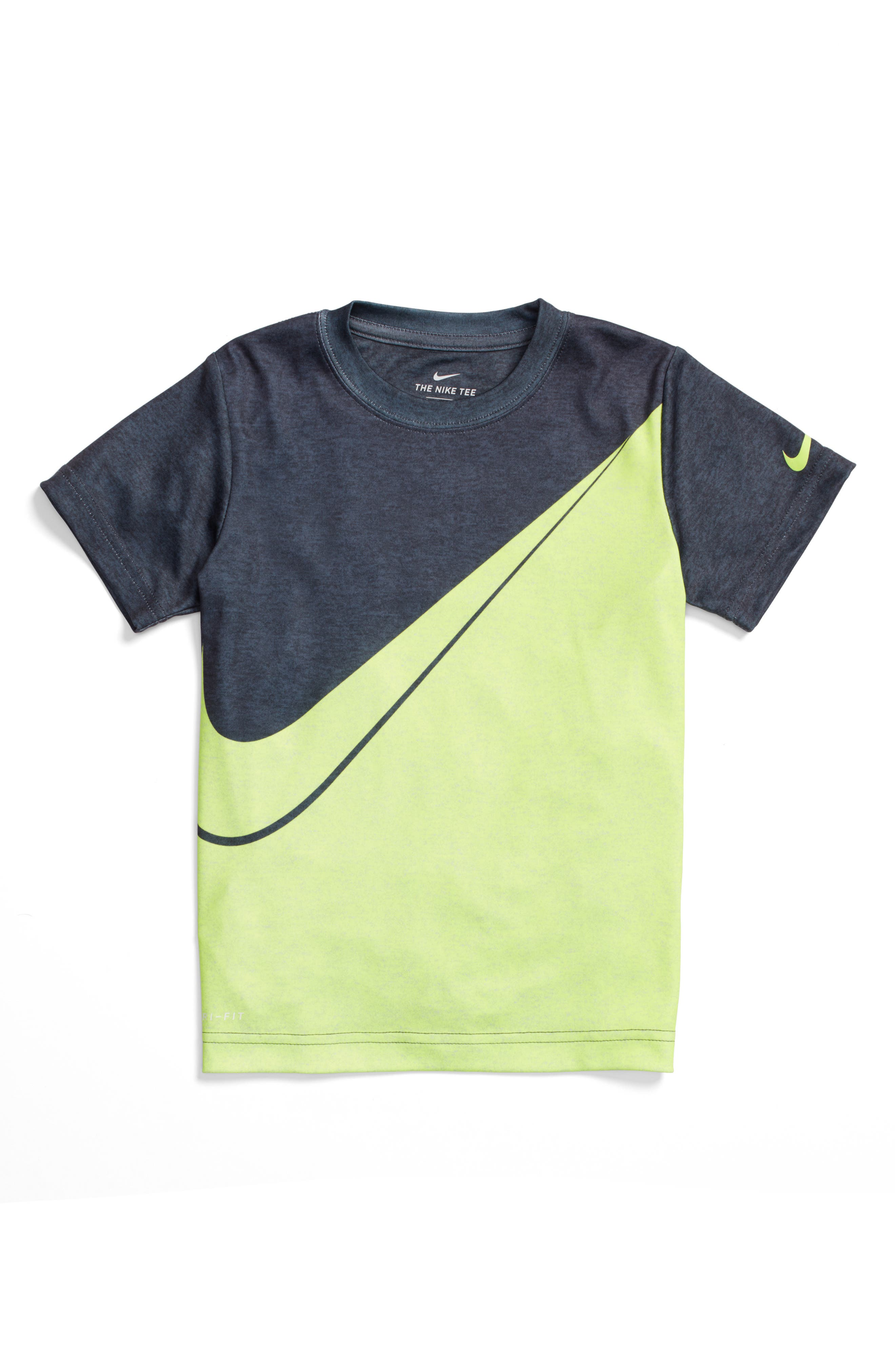Nike Minimal Swoosh Dri-FIT T-Shirt (Toddler Boys & Little Boys)