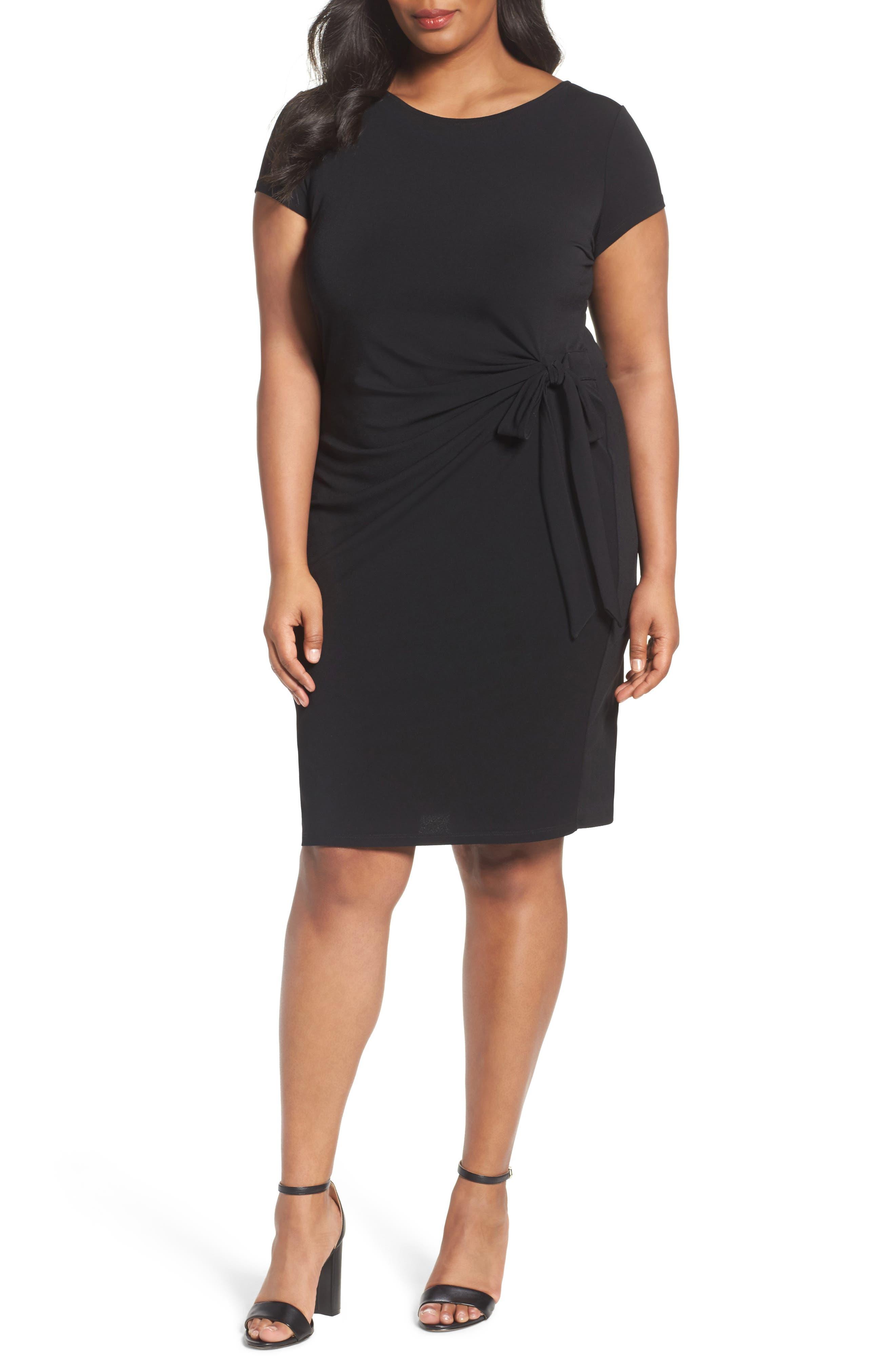 Leota Madison T-Shirt Dress (Plus Size)