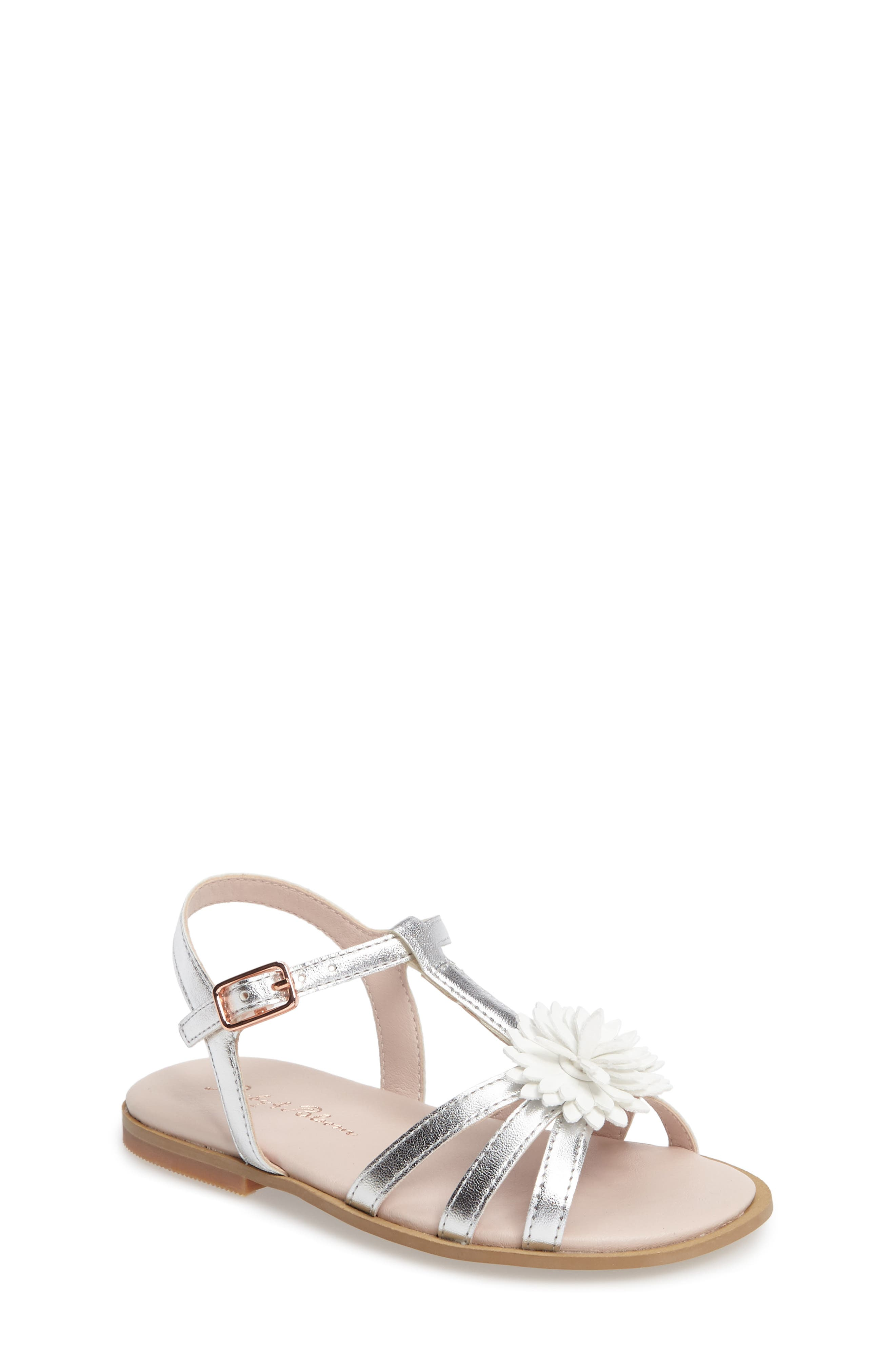 Ruby & Bloom Eloisa T-Strap Sandal (Walker & Toddler)
