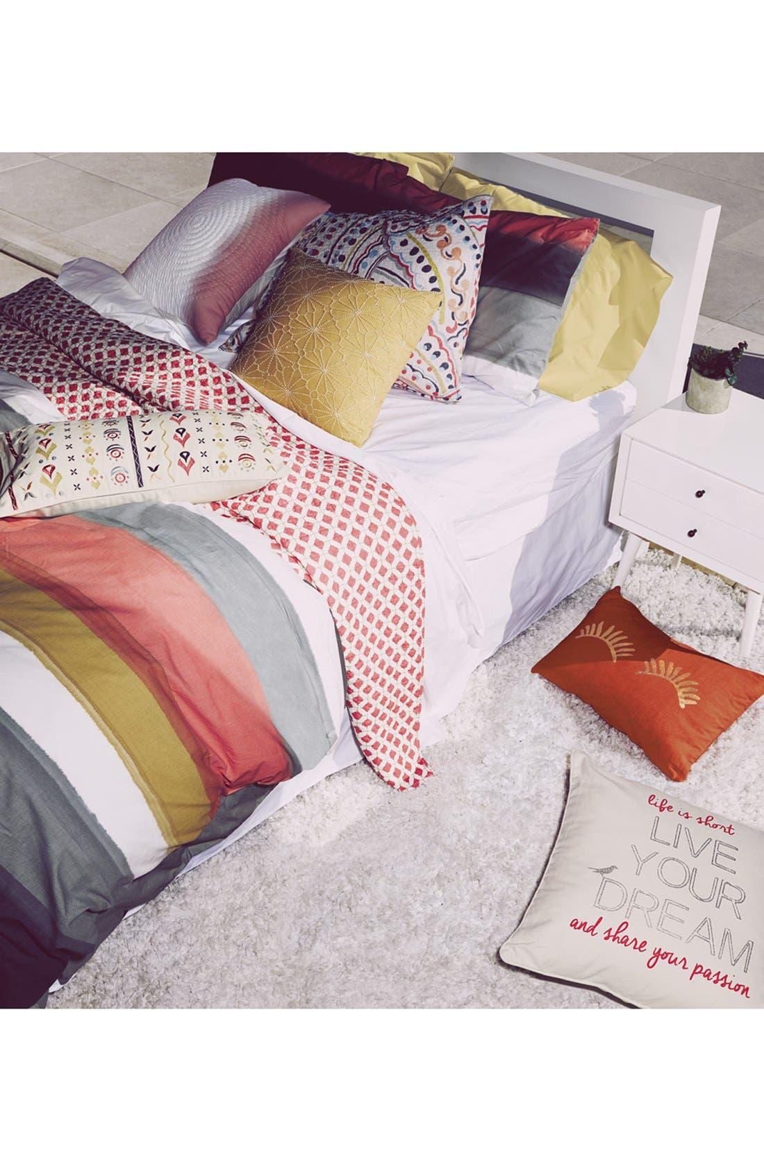 Alternate Image 5  - Nordstrom 500 Thread Count Sateen Pillowcases (Set of 2)