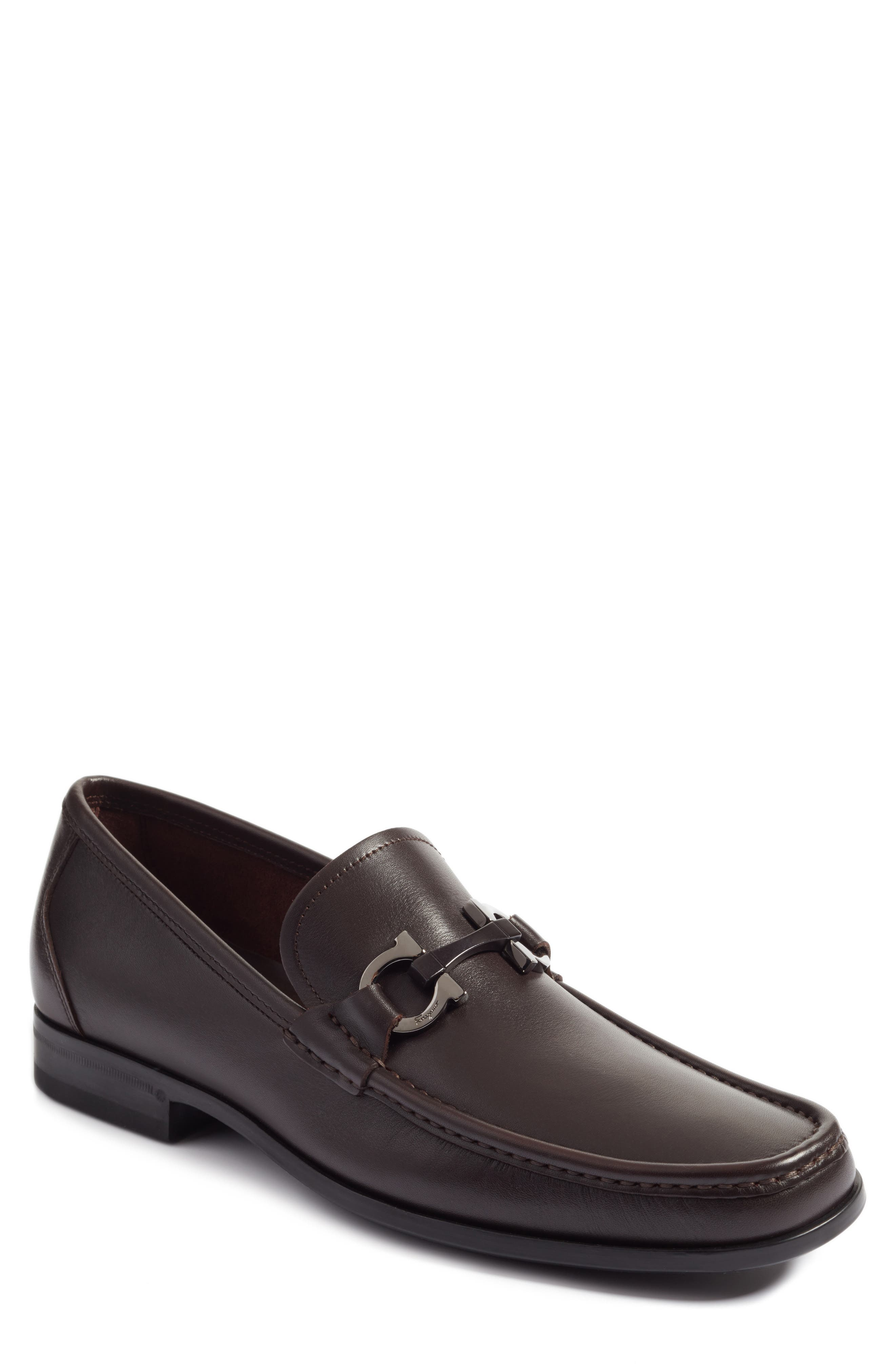 Main Image - Salvatore Ferragamo Grandioso Bit Loafer (Men)