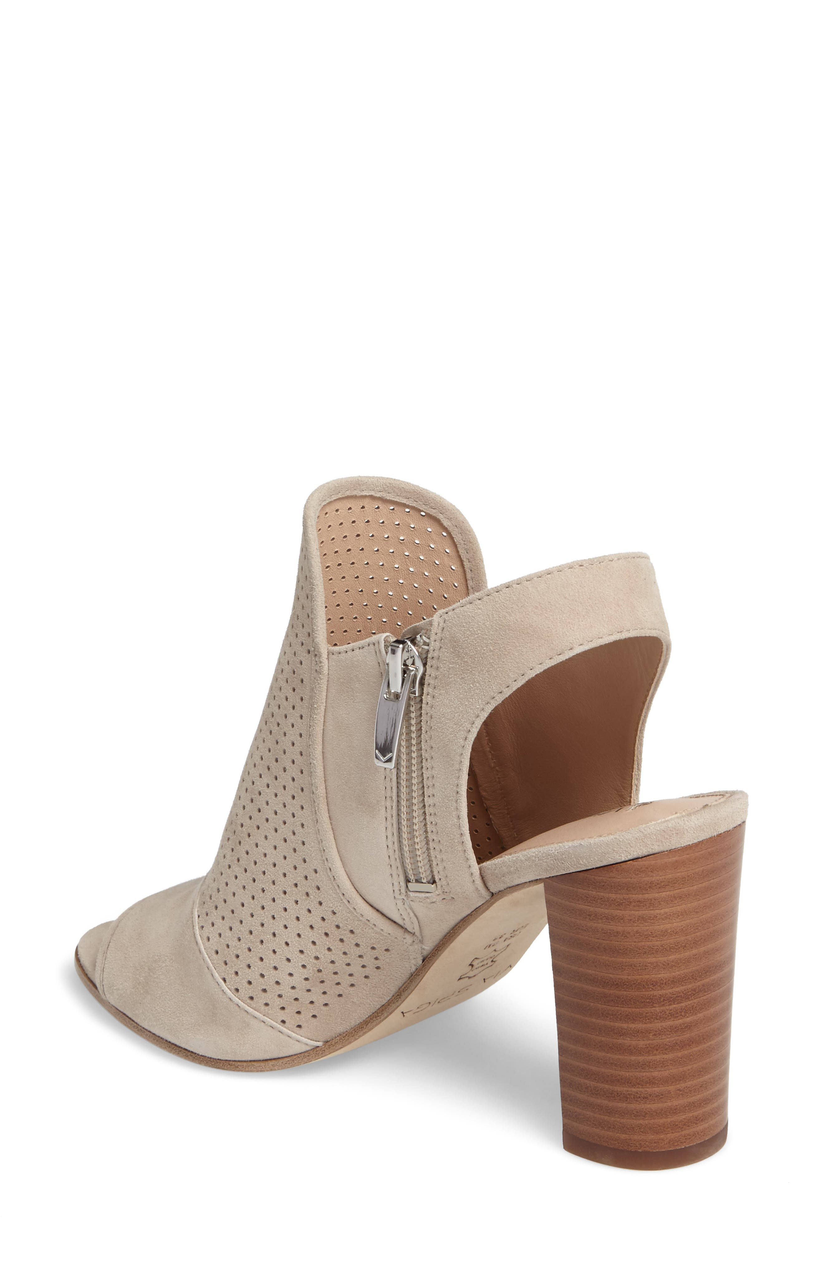 Alternate Image 2  - Via Spiga Gaze Block Heel Sandal (Women)