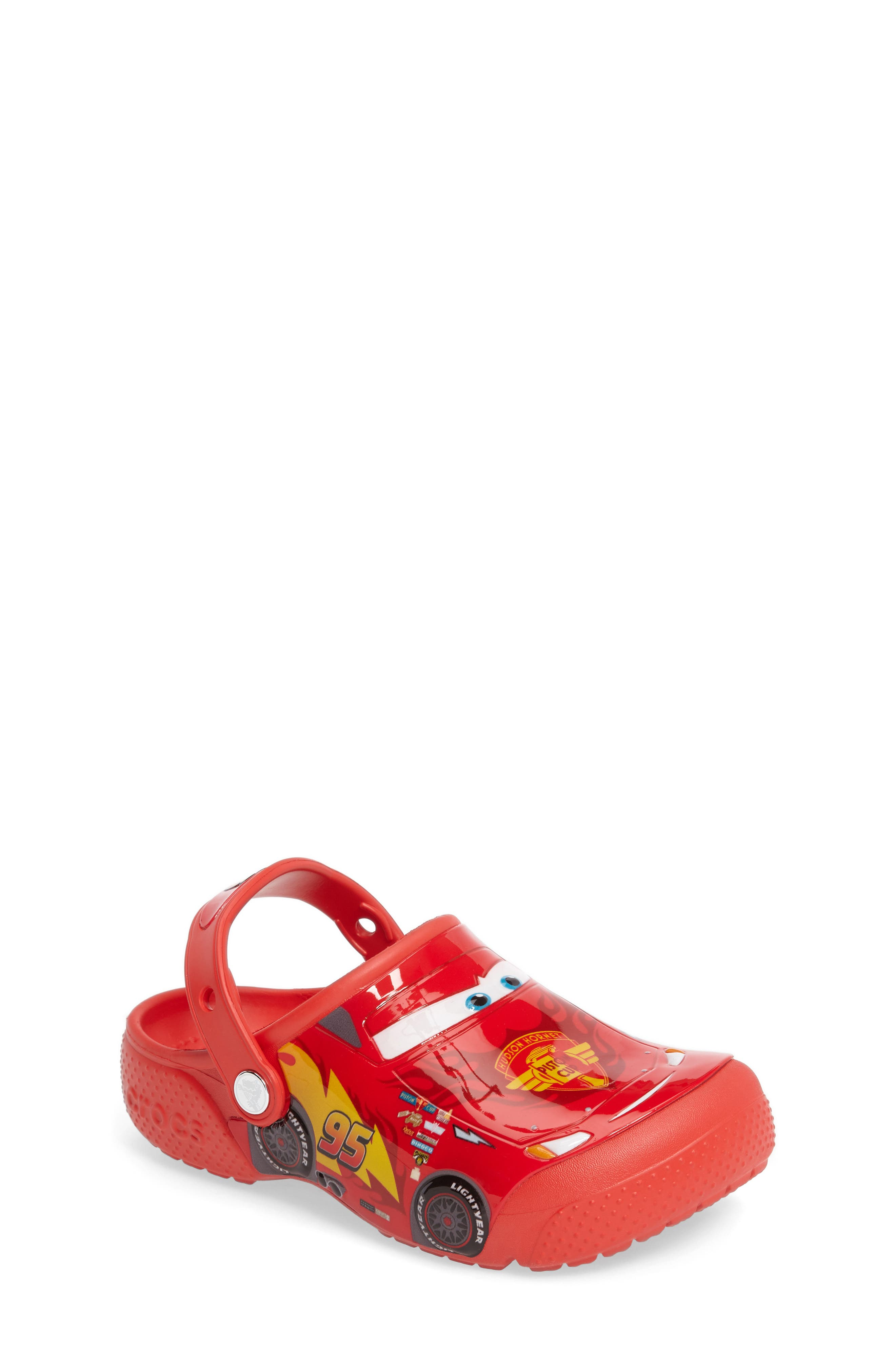 CROCS™ Cars (Baby, Walker, Toddler & Little Kid)