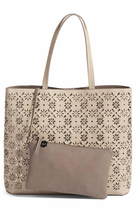 Grey Tote Bags for Women: Canvas, Leather, Nylon & More | Nordstrom